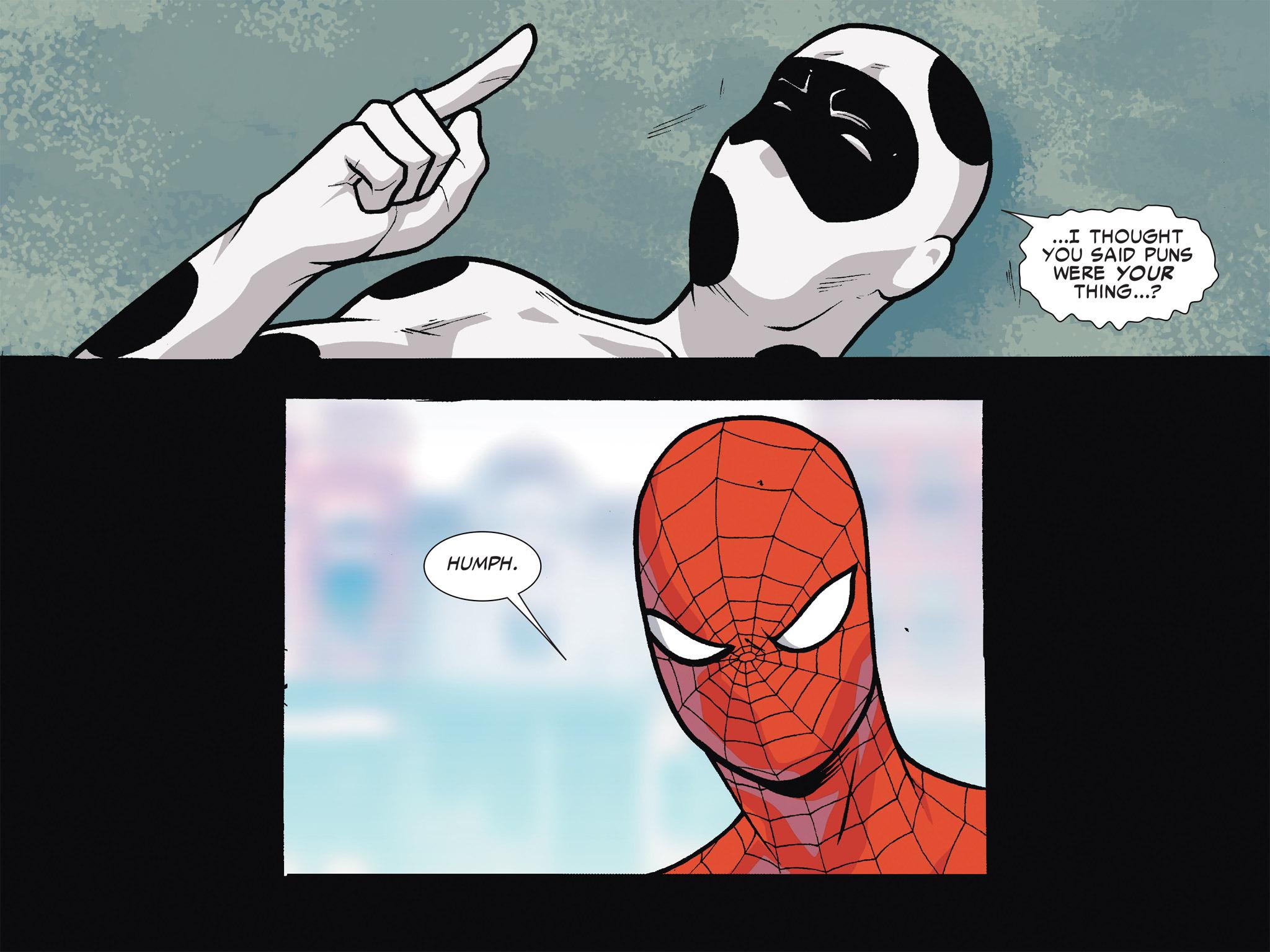 Read online Ultimate Spider-Man (Infinite Comics) (2016) comic -  Issue #6 - 50