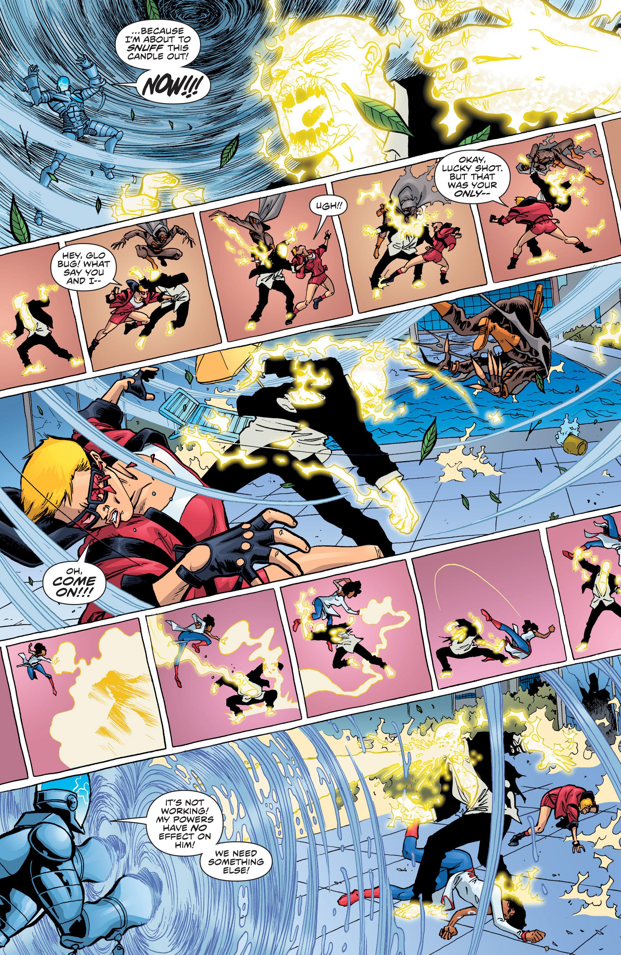 Read online Secret Identities comic -  Issue #3 - 15