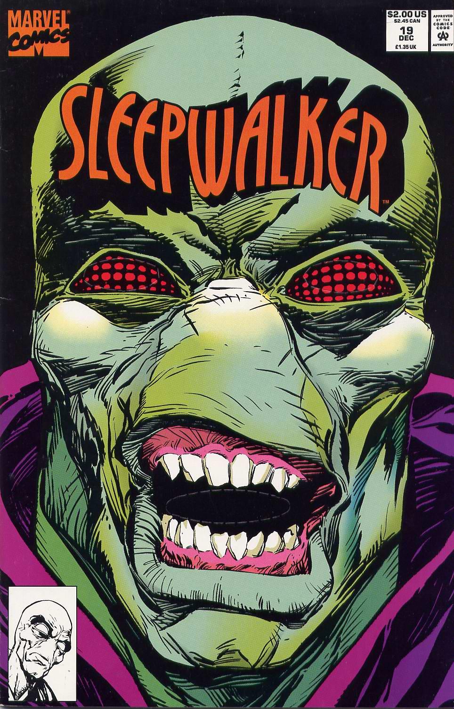 Read online Sleepwalker comic -  Issue #19 - 1