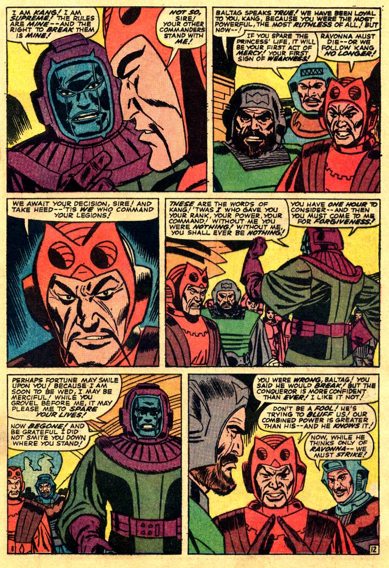 The Avengers (1963) 24 Page 12
