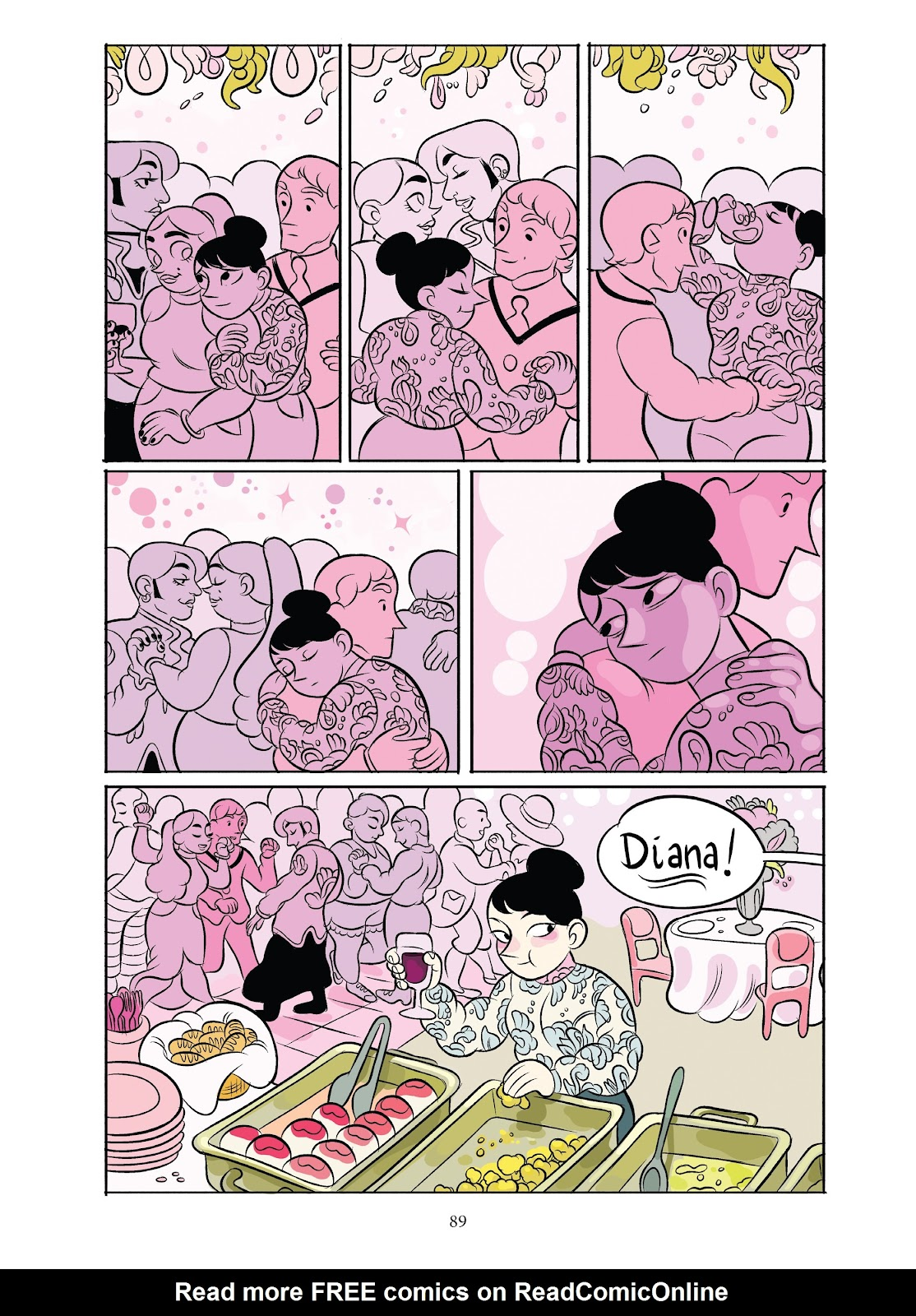 Read online Girl Town comic -  Issue # TPB (Part 1) - 89