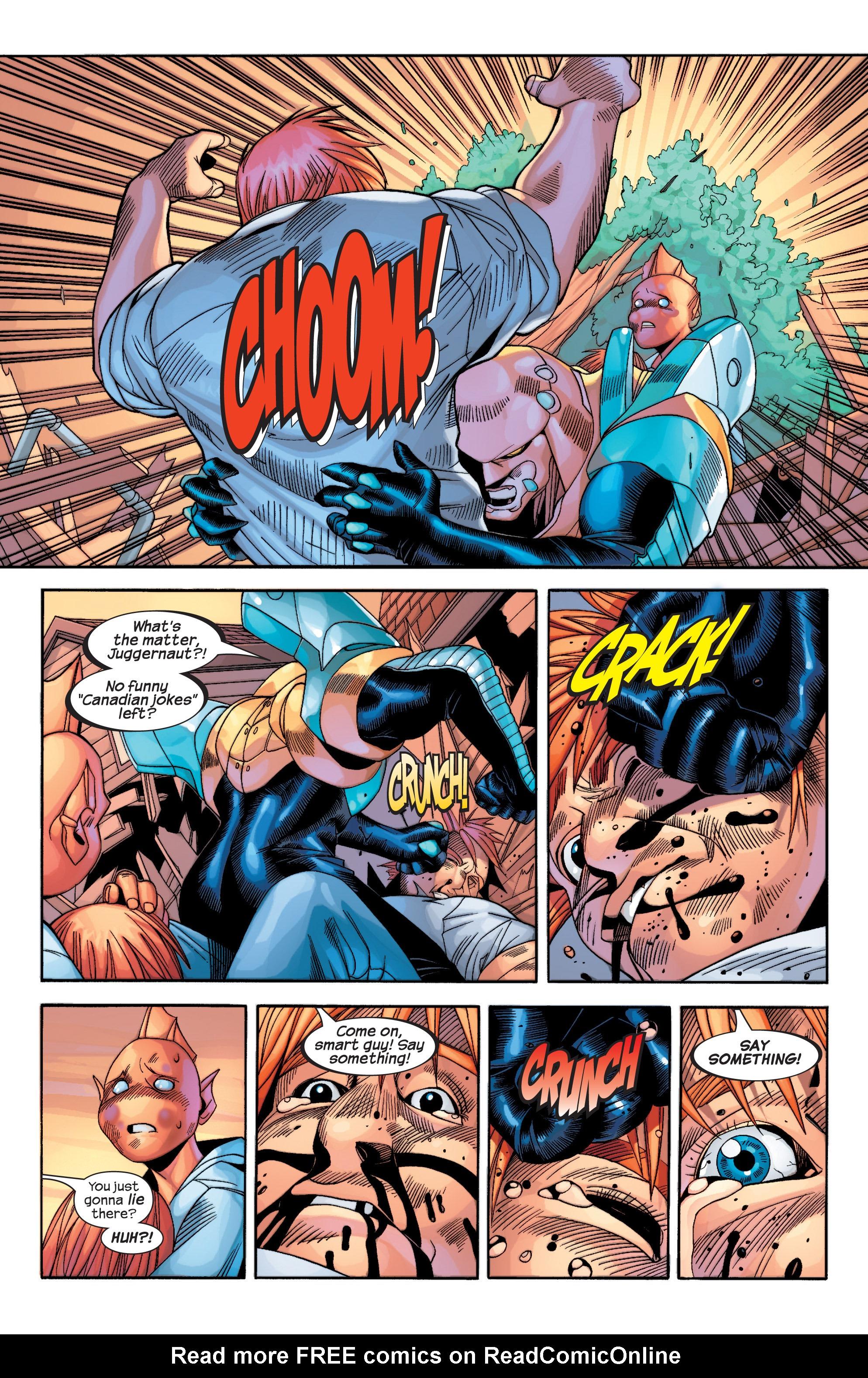 Read online Uncanny X-Men (1963) comic -  Issue #434 - 9