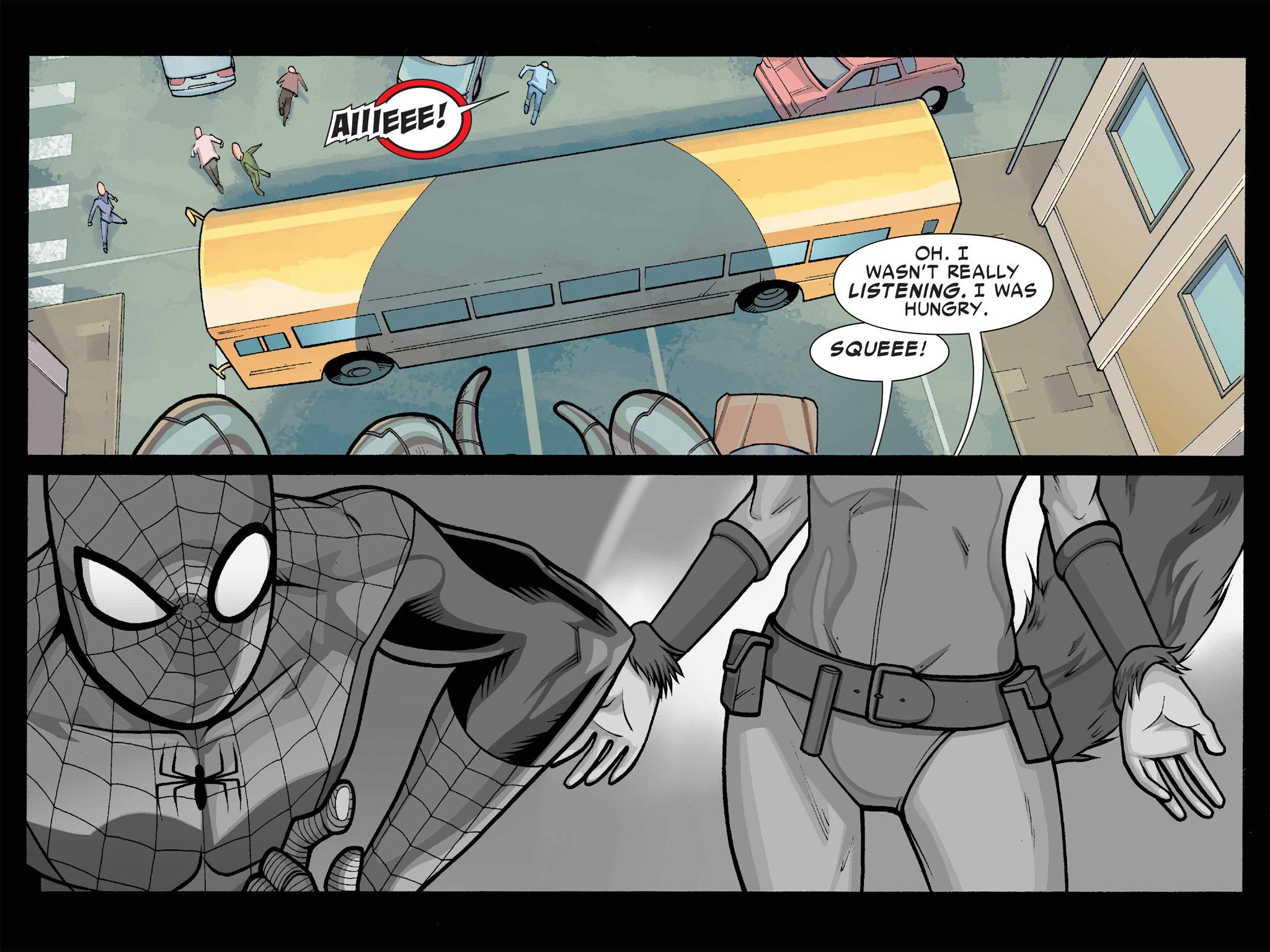 Read online Ultimate Spider-Man (Infinite Comics) (2016) comic -  Issue #1 - 13