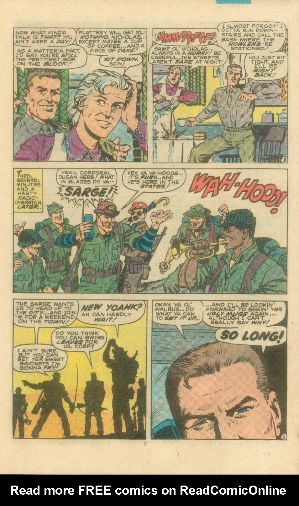Read online Sgt. Fury comic -  Issue #162 - 5