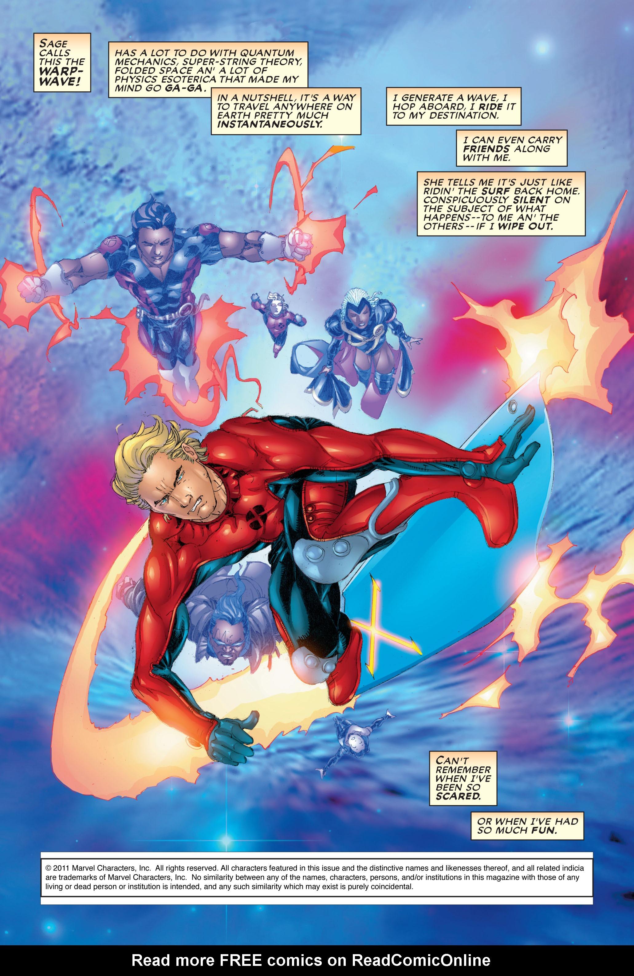 X Treme X Men 2001 Issue 10 | Viewcomic reading comics
