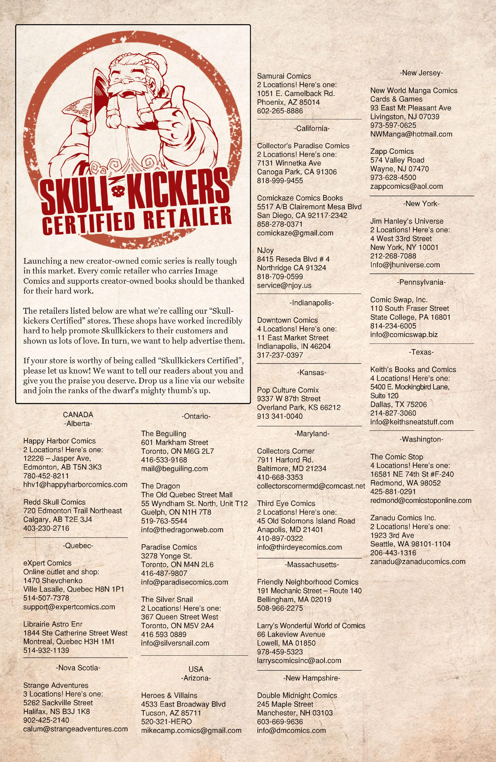 Read online Skullkickers comic -  Issue #8 - 27