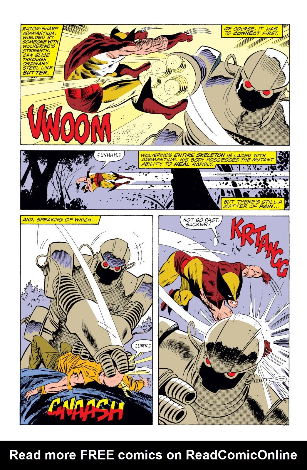 Read online Captain America (1968) comic -  Issue # _Annual 8 - 7