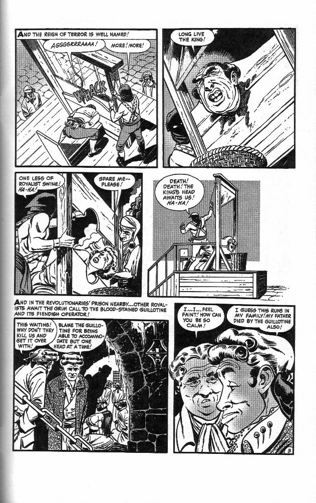 Read online Men of Mystery Comics comic -  Issue #45 - 47