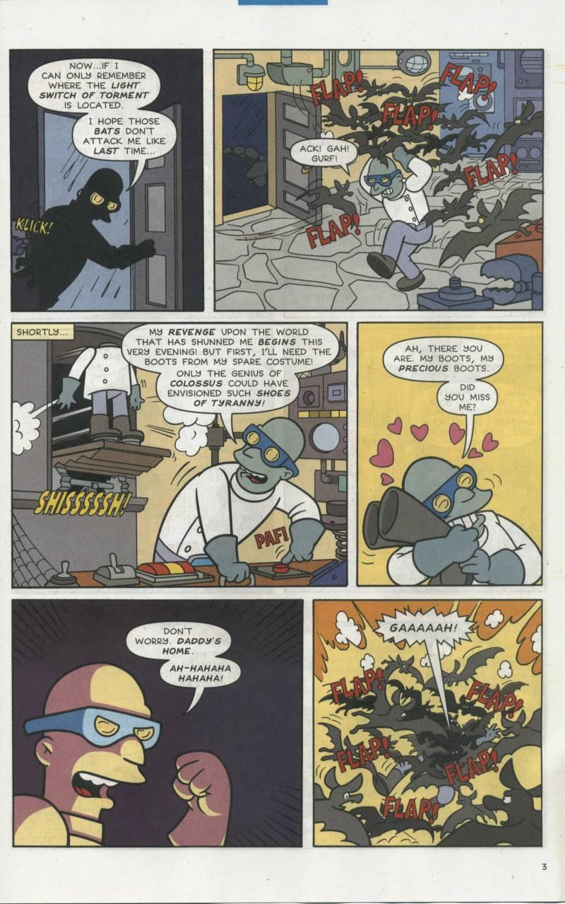Read online Simpsons Comics comic -  Issue #67 - 30