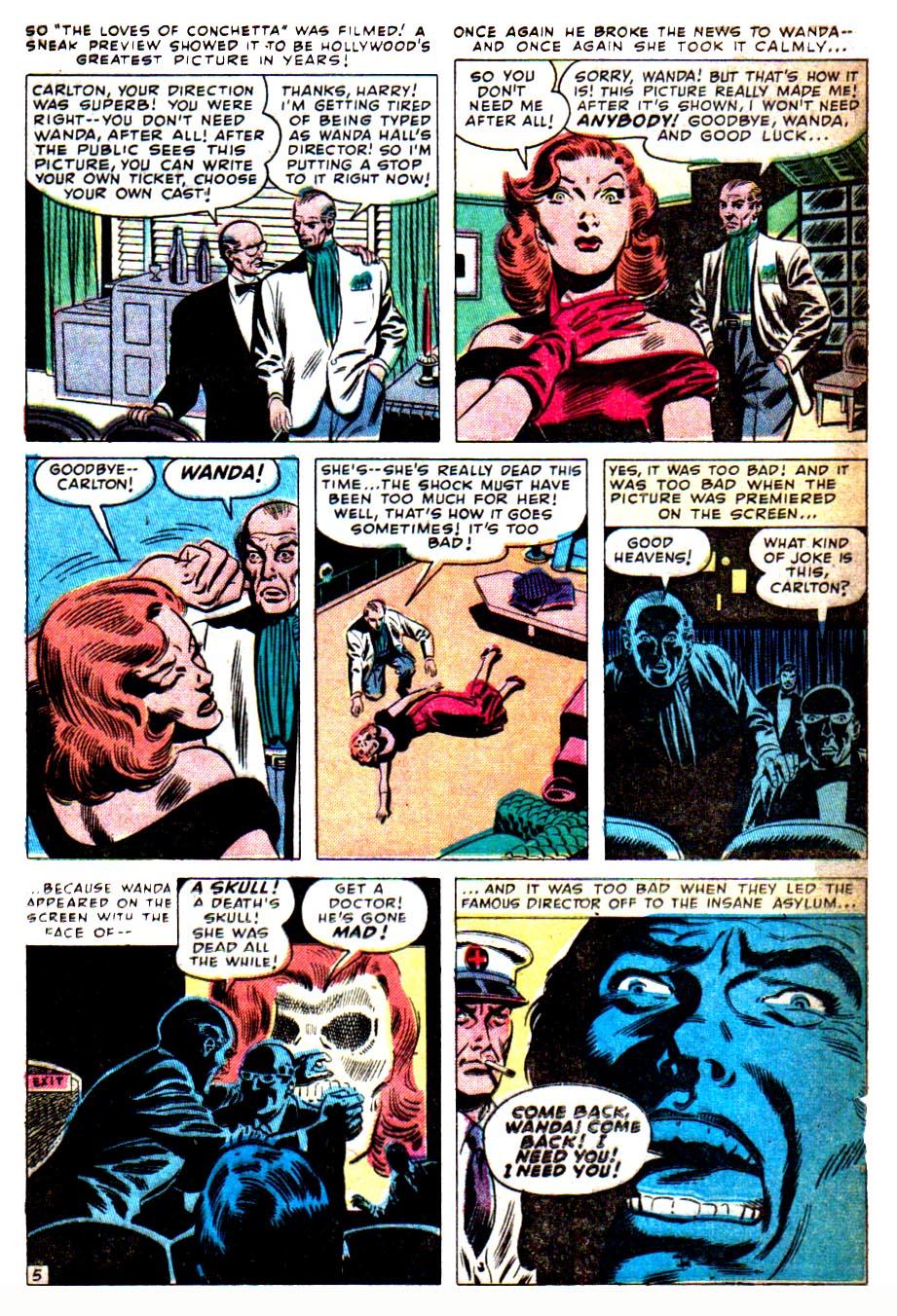 Read online Adventures into Weird Worlds comic -  Issue #15 - 18