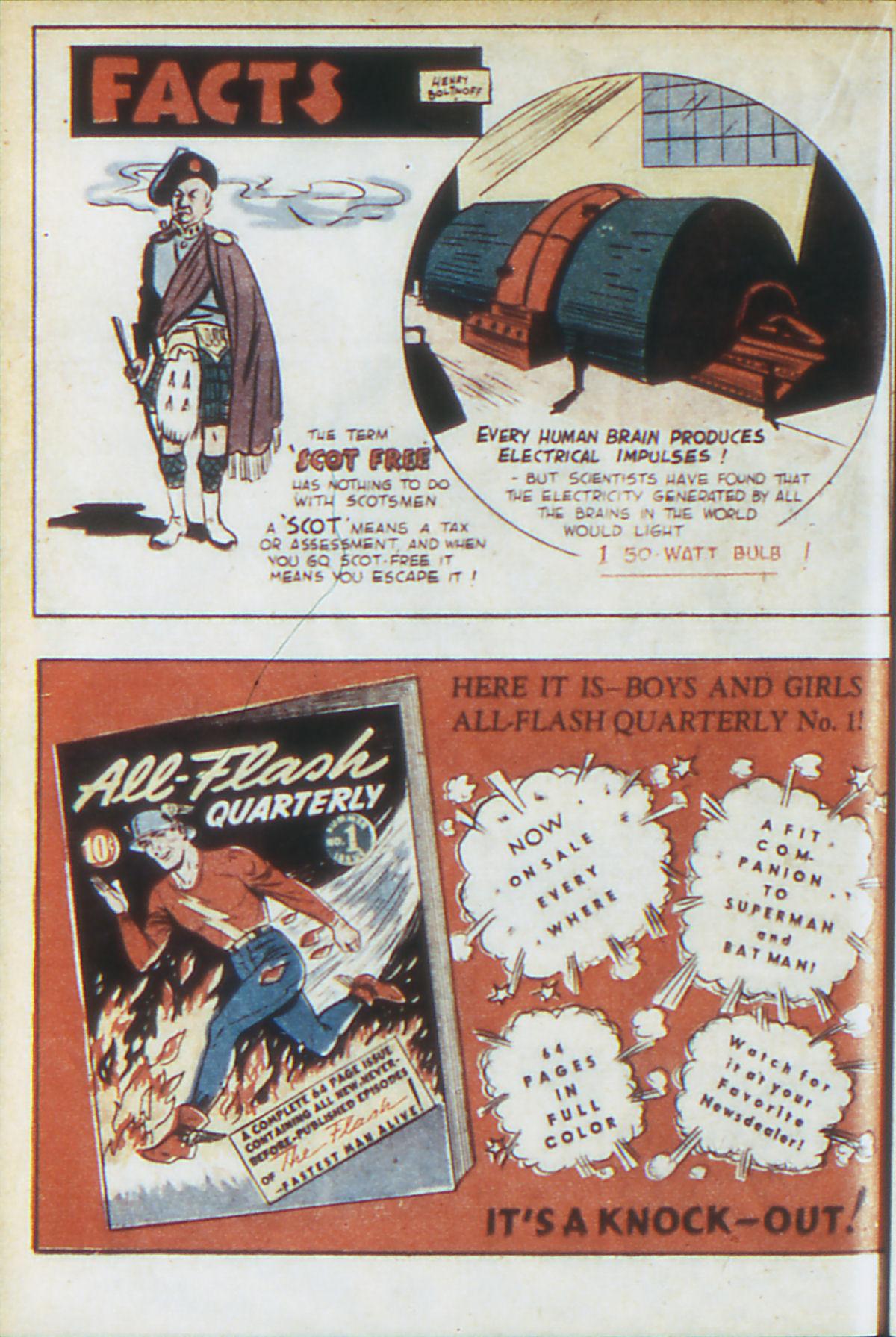 Read online Adventure Comics (1938) comic -  Issue #64 - 31