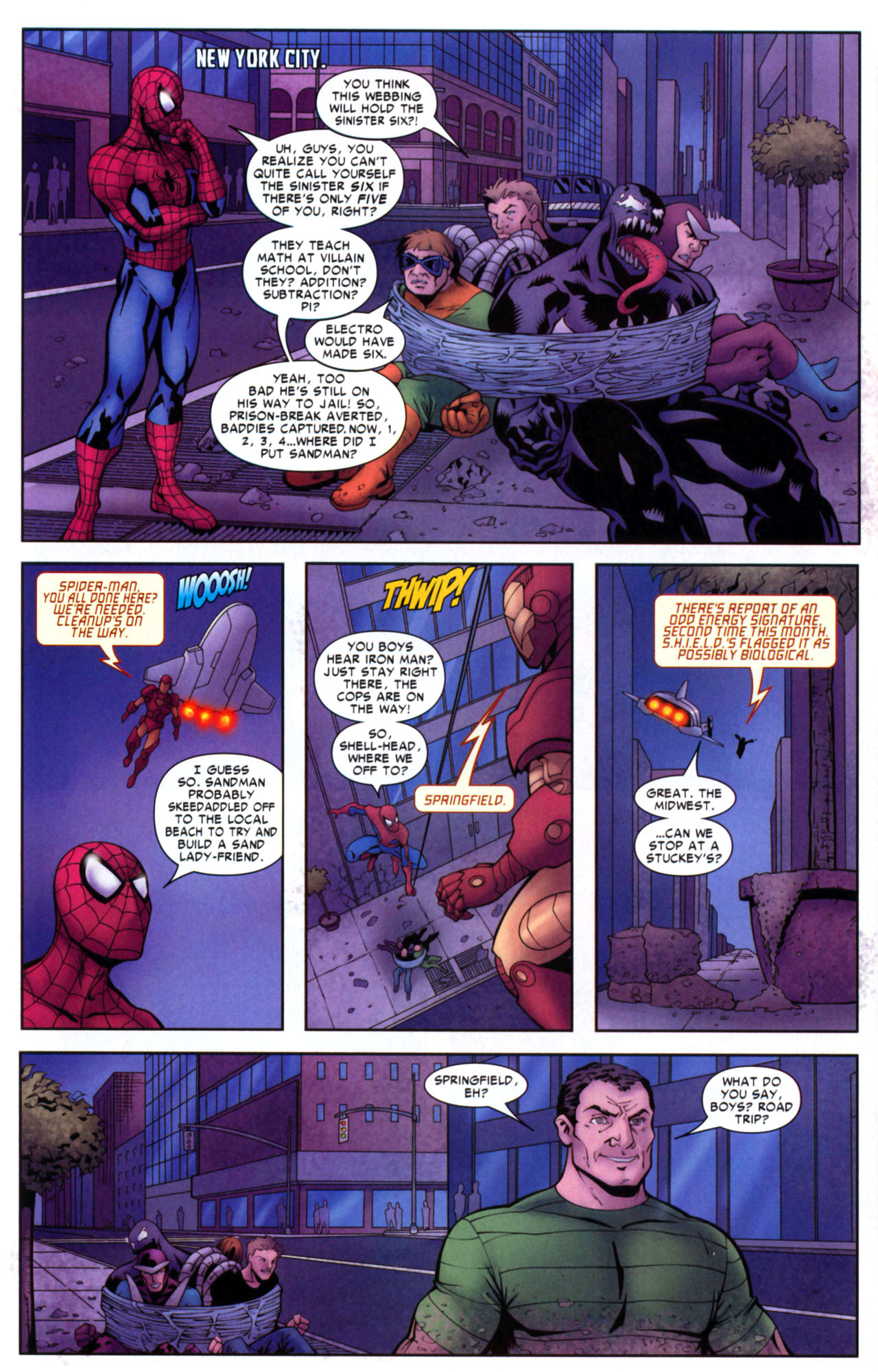 Read online Amazing Spider-Girl comic -  Issue #2 - 26