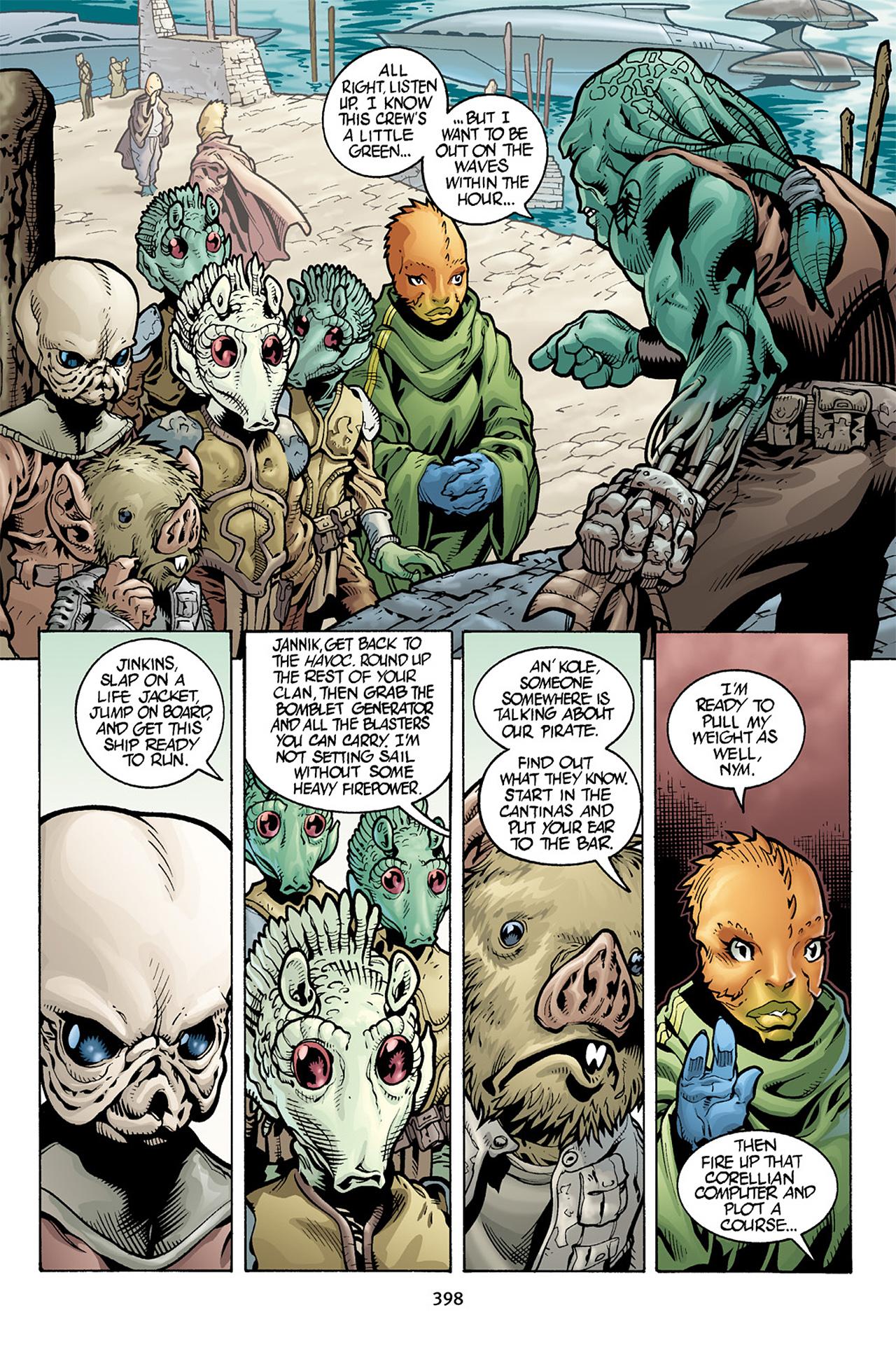 Read online Star Wars Omnibus comic -  Issue # Vol. 10 - 391