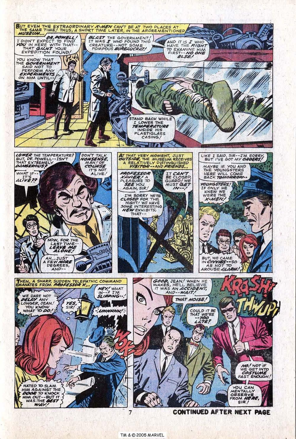 Uncanny X-Men (1963) issue 88 - Page 9