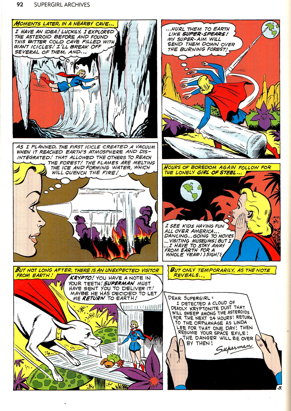 Read online Action Comics (1938) comic -  Issue #258 - 42