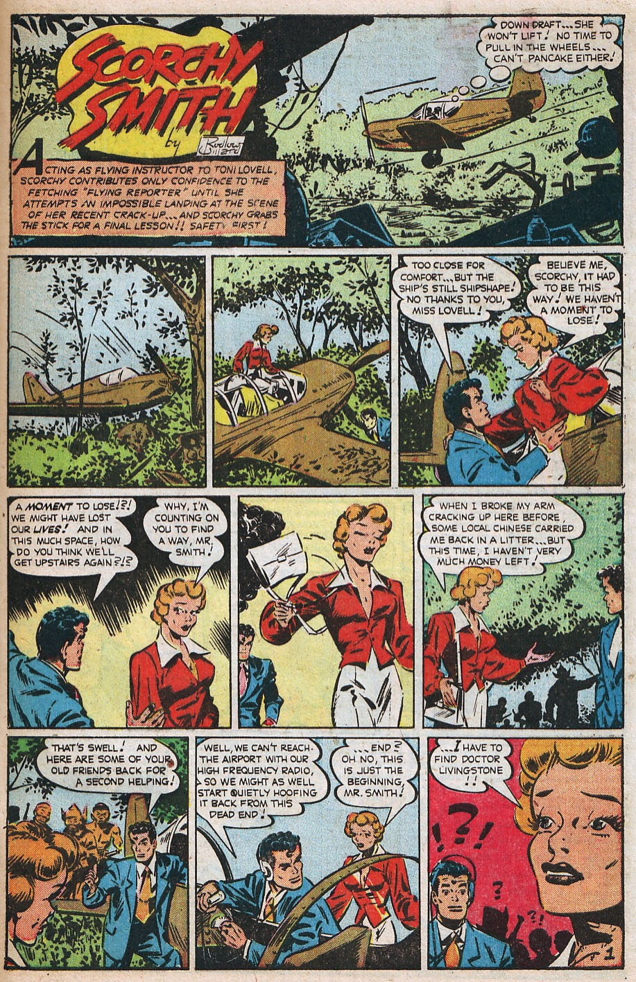 Read online Famous Funnies comic -  Issue #192 - 45