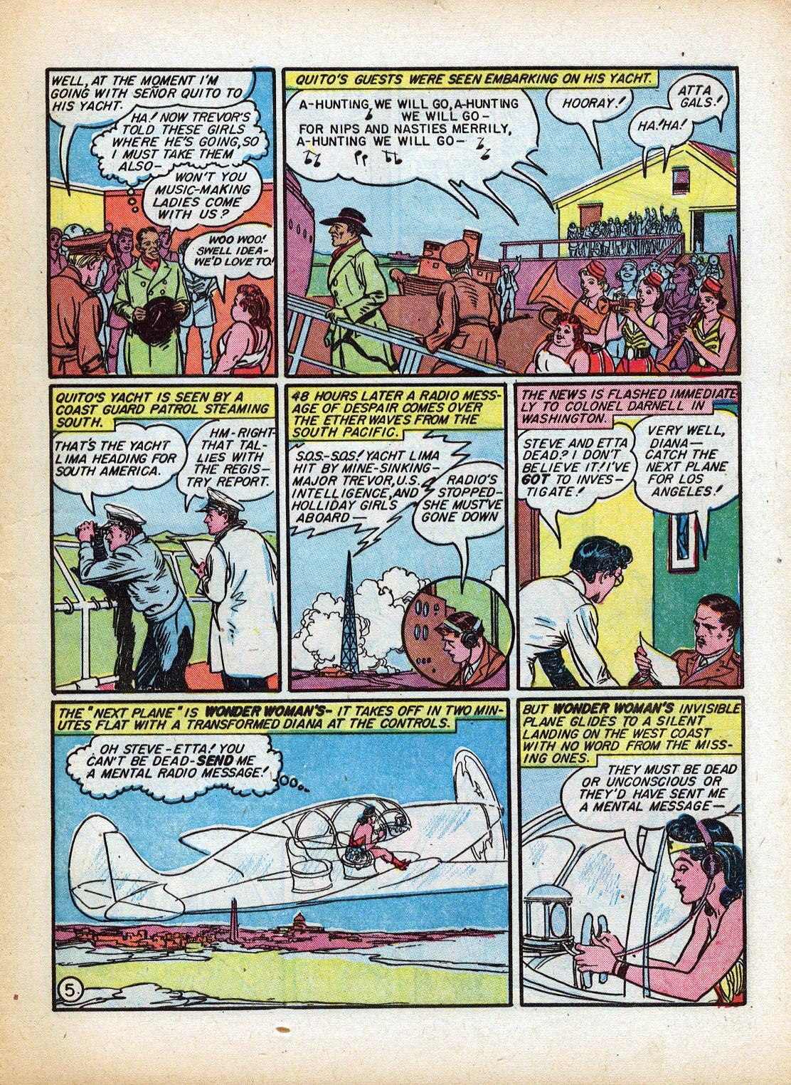 Read online Sensation (Mystery) Comics comic -  Issue #18 - 7