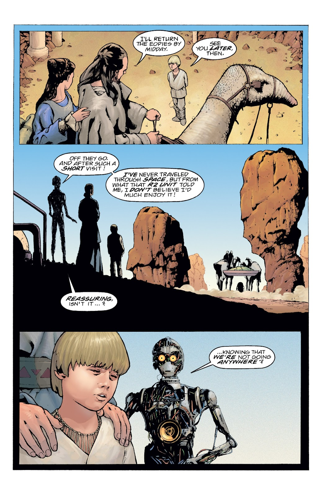Read online Star Wars Legends: Rise of the Sith - Epic Collection comic -  Issue # TPB 2 (Part 4) - 99