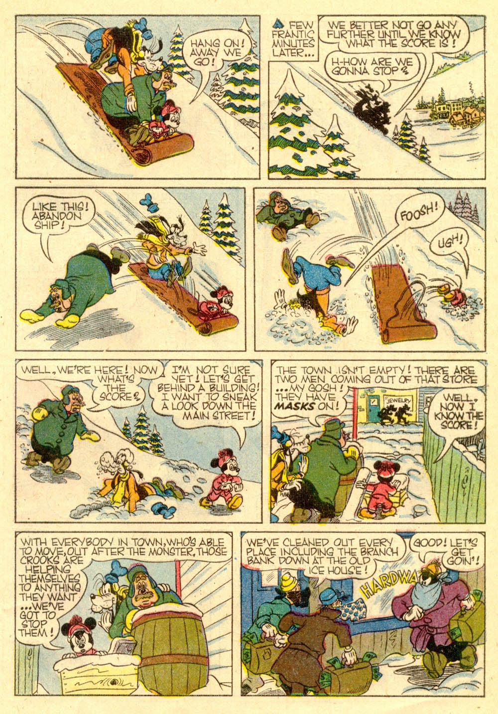 Walt Disney's Comics and Stories issue 222 - Page 29