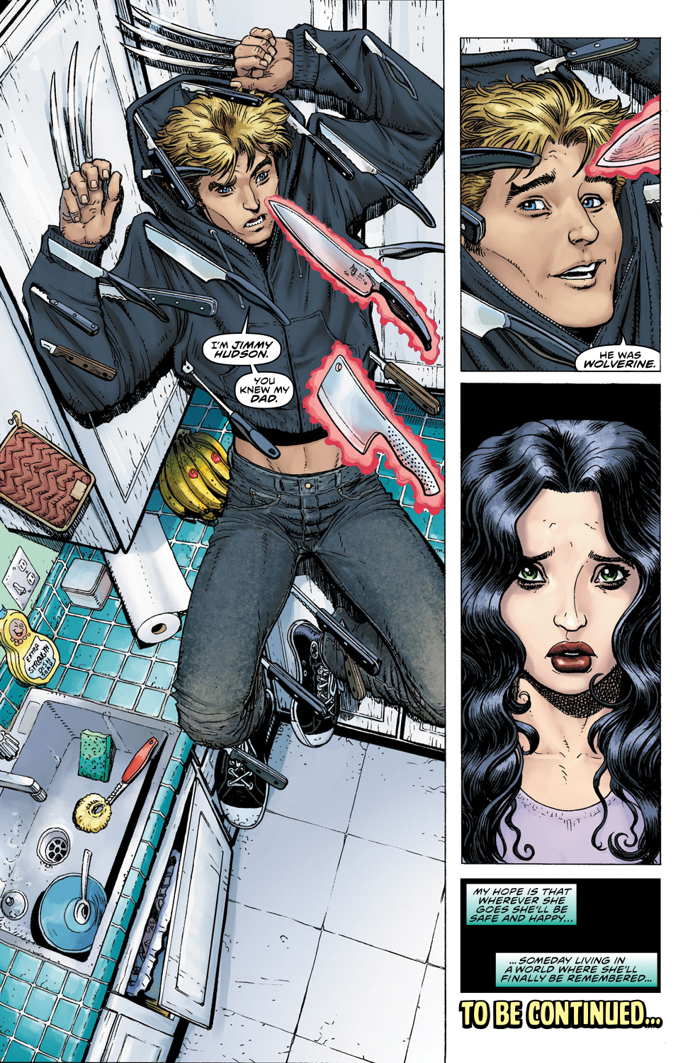 Read online Ultimate X comic -  Issue #2 - 24