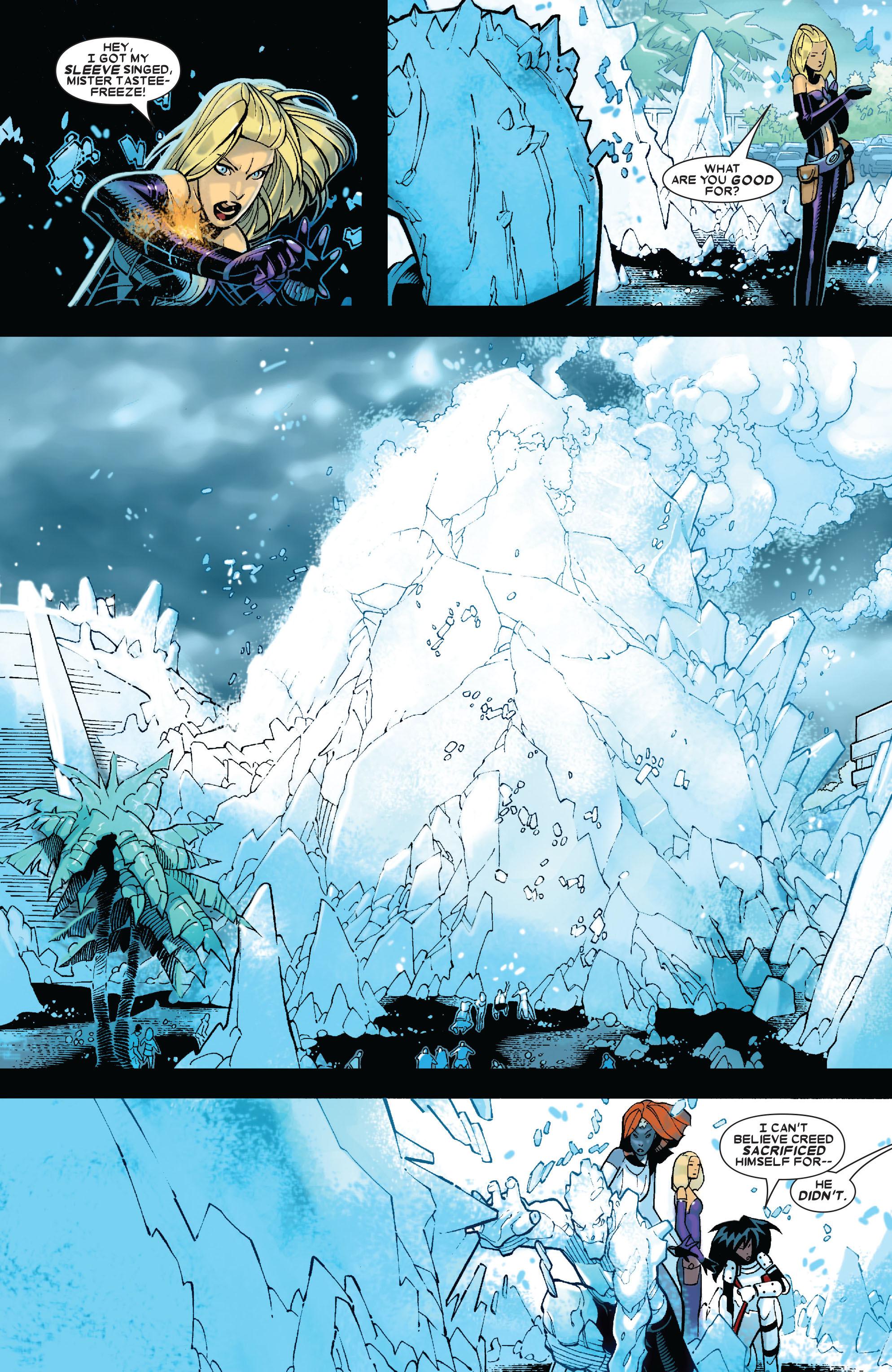 X-Men (1991) 199 Page 6