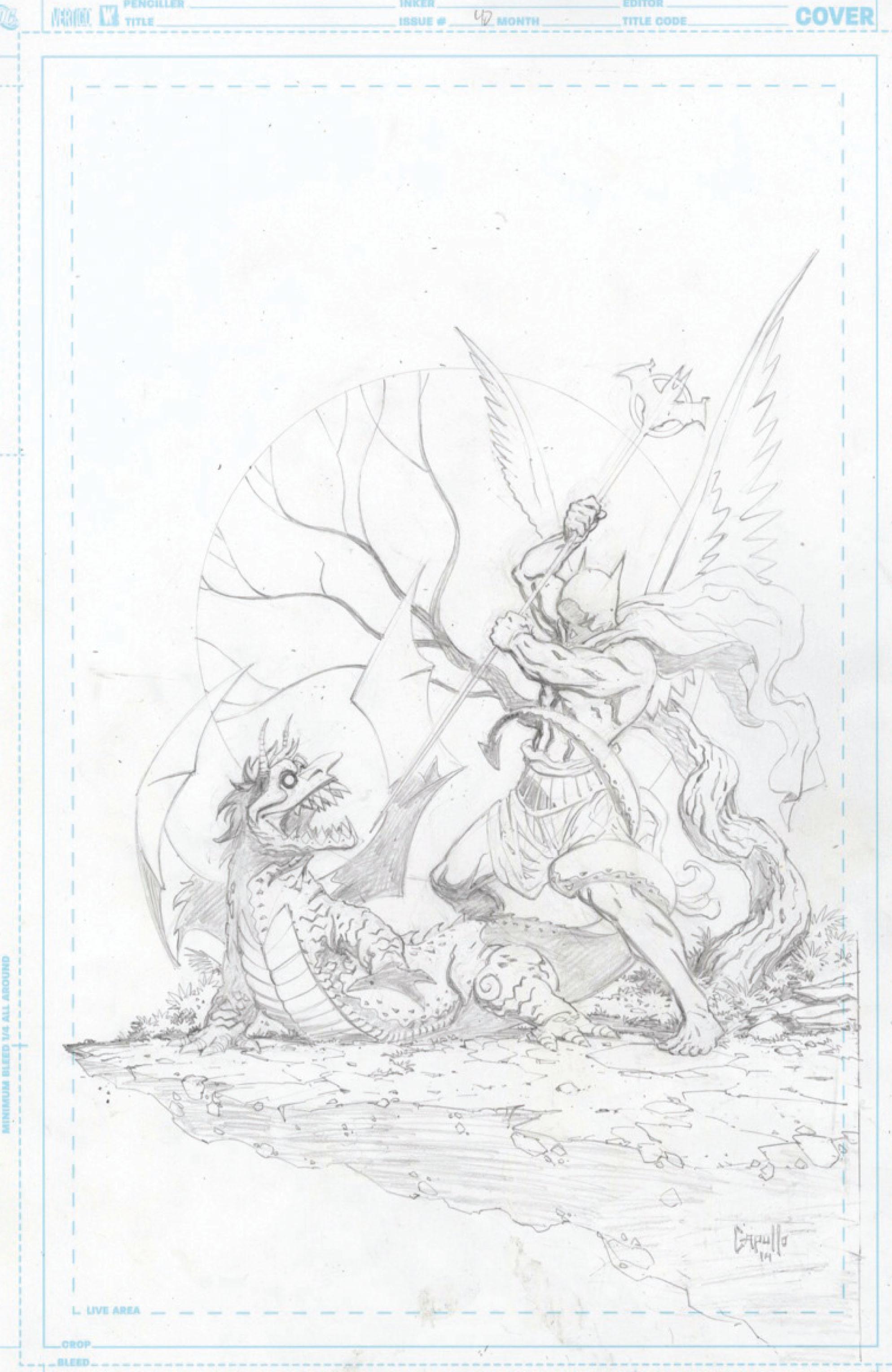 Read online Batman (2011) comic -  Issue # _TPB 7 - 169