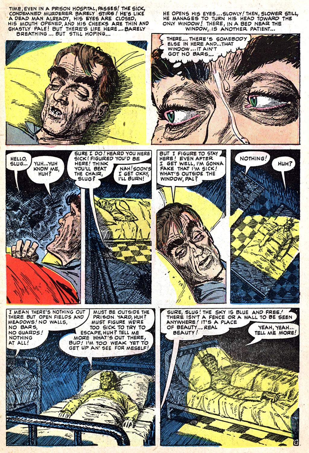 Read online Adventures into Weird Worlds comic -  Issue #17 - 17
