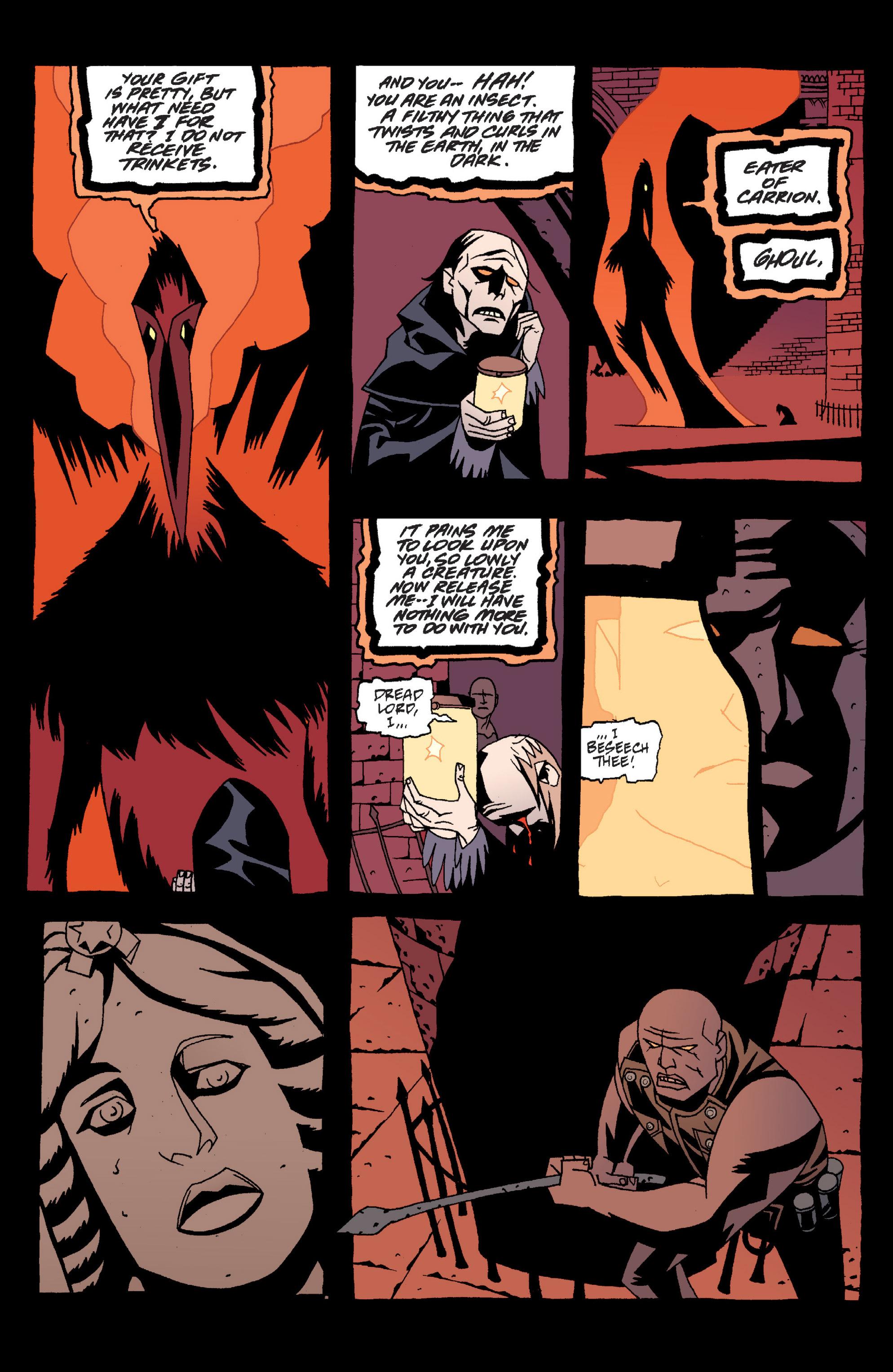 Read online B.P.R.D. (2003) comic -  Issue # TPB 2 - 26