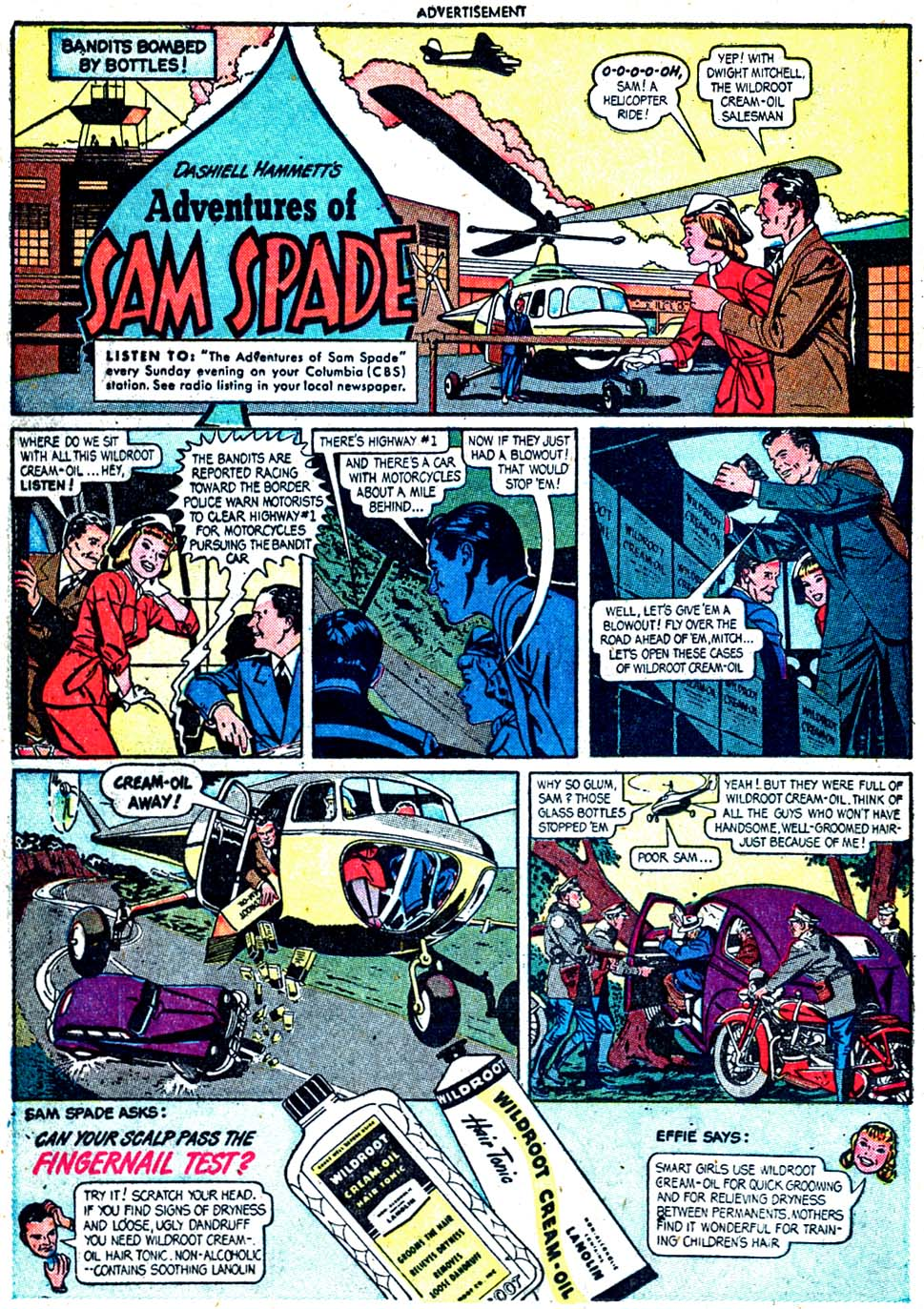 Read online Sensation (Mystery) Comics comic -  Issue #91 - 26