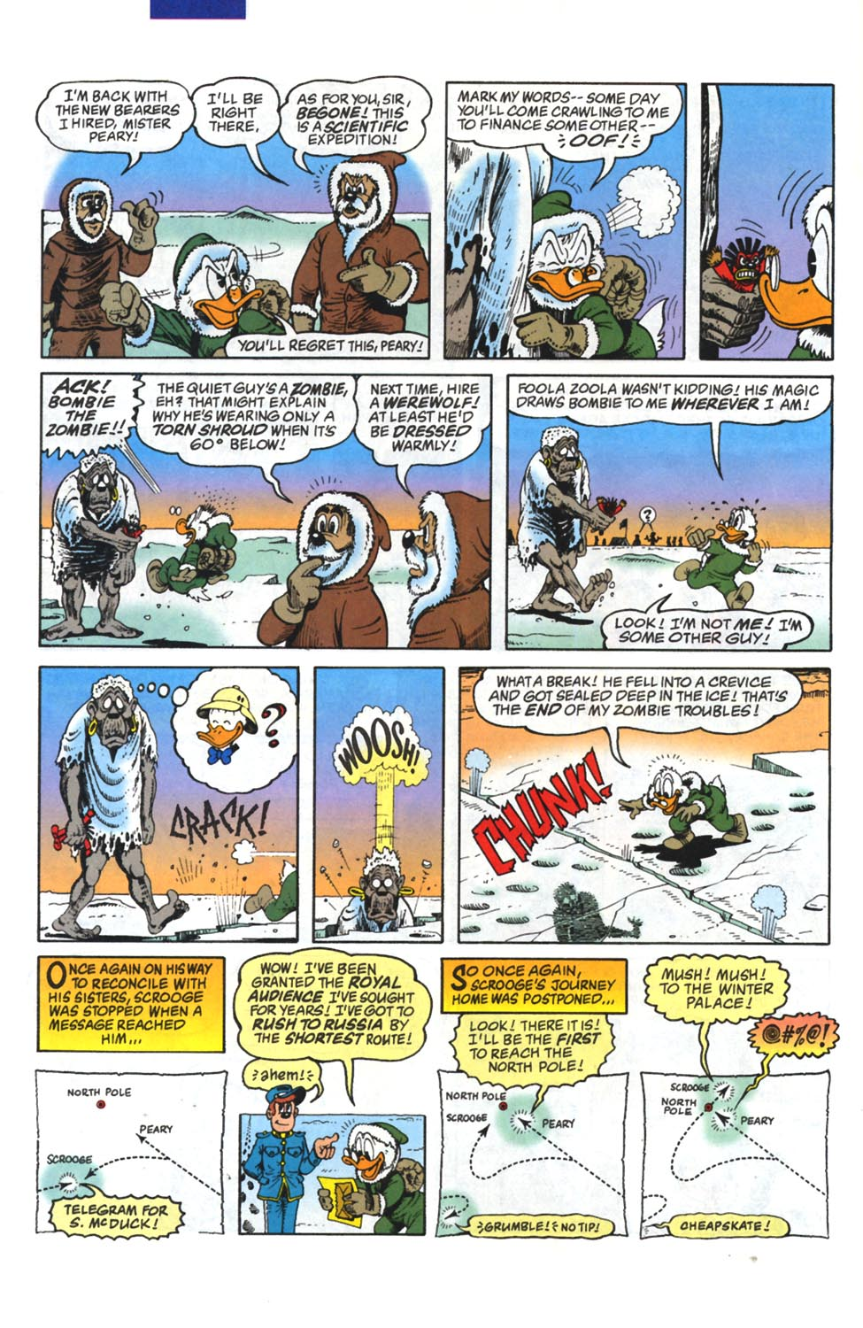Read online Uncle Scrooge (1953) comic -  Issue #295 - 15