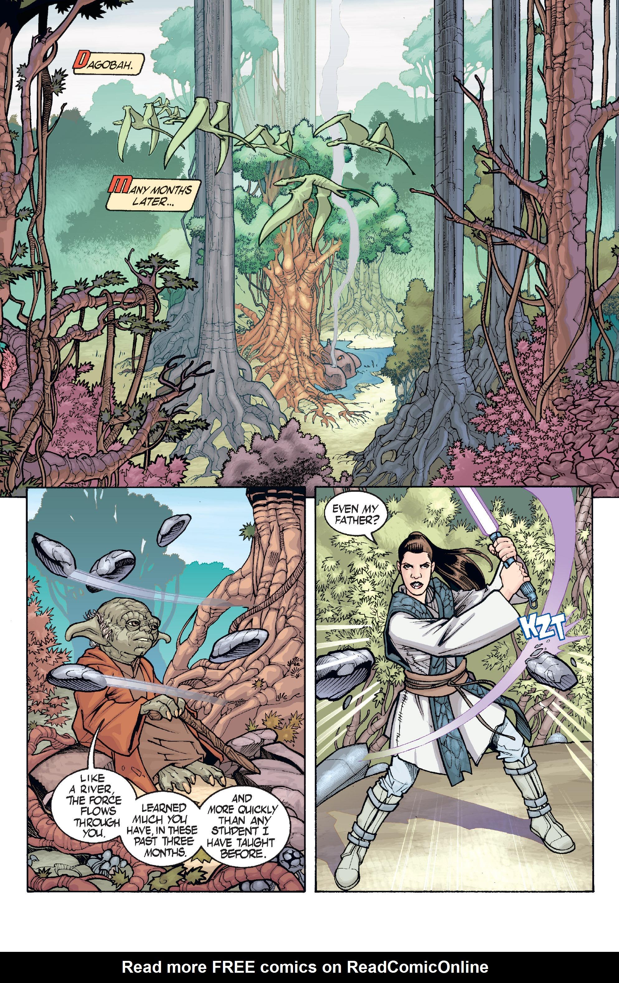 Read online Star Wars Omnibus comic -  Issue # Vol. 27 - 140