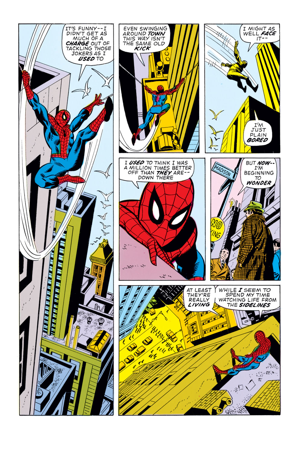 The Amazing Spider-Man (1963) 100 Page 4