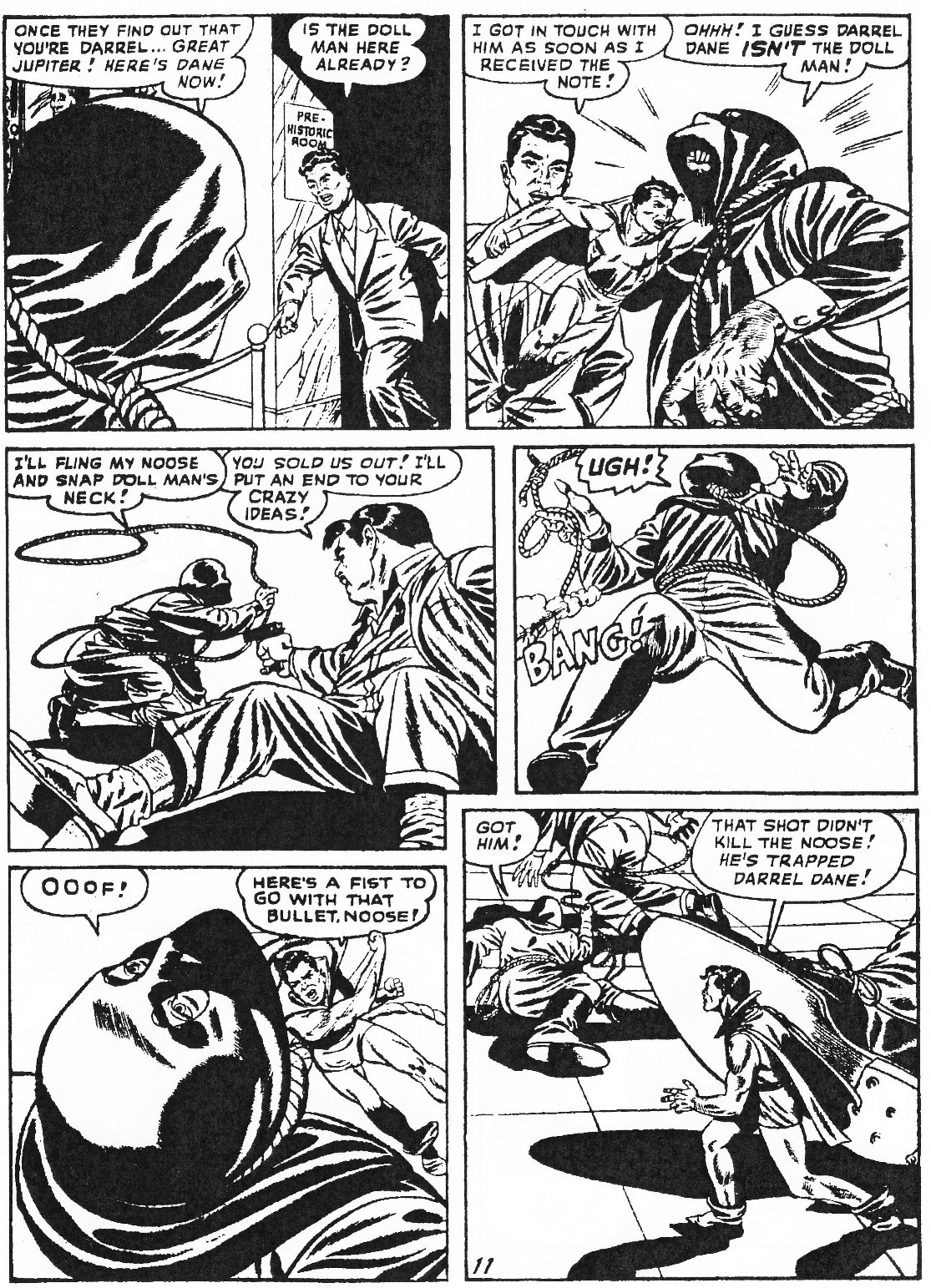Read online Men of Mystery Comics comic -  Issue #81 - 14