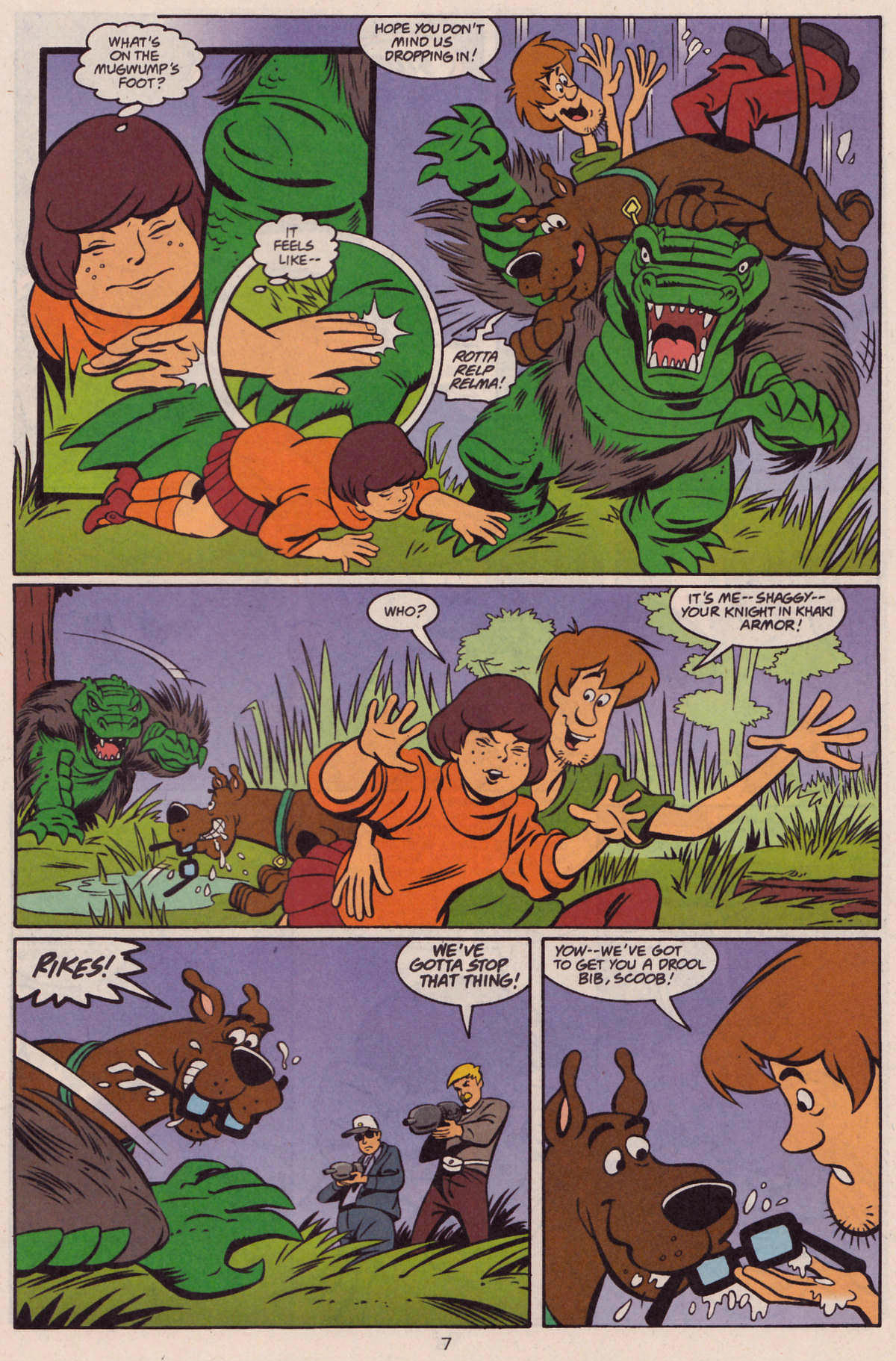 Read online Scooby-Doo (1997) comic -  Issue #28 - 8