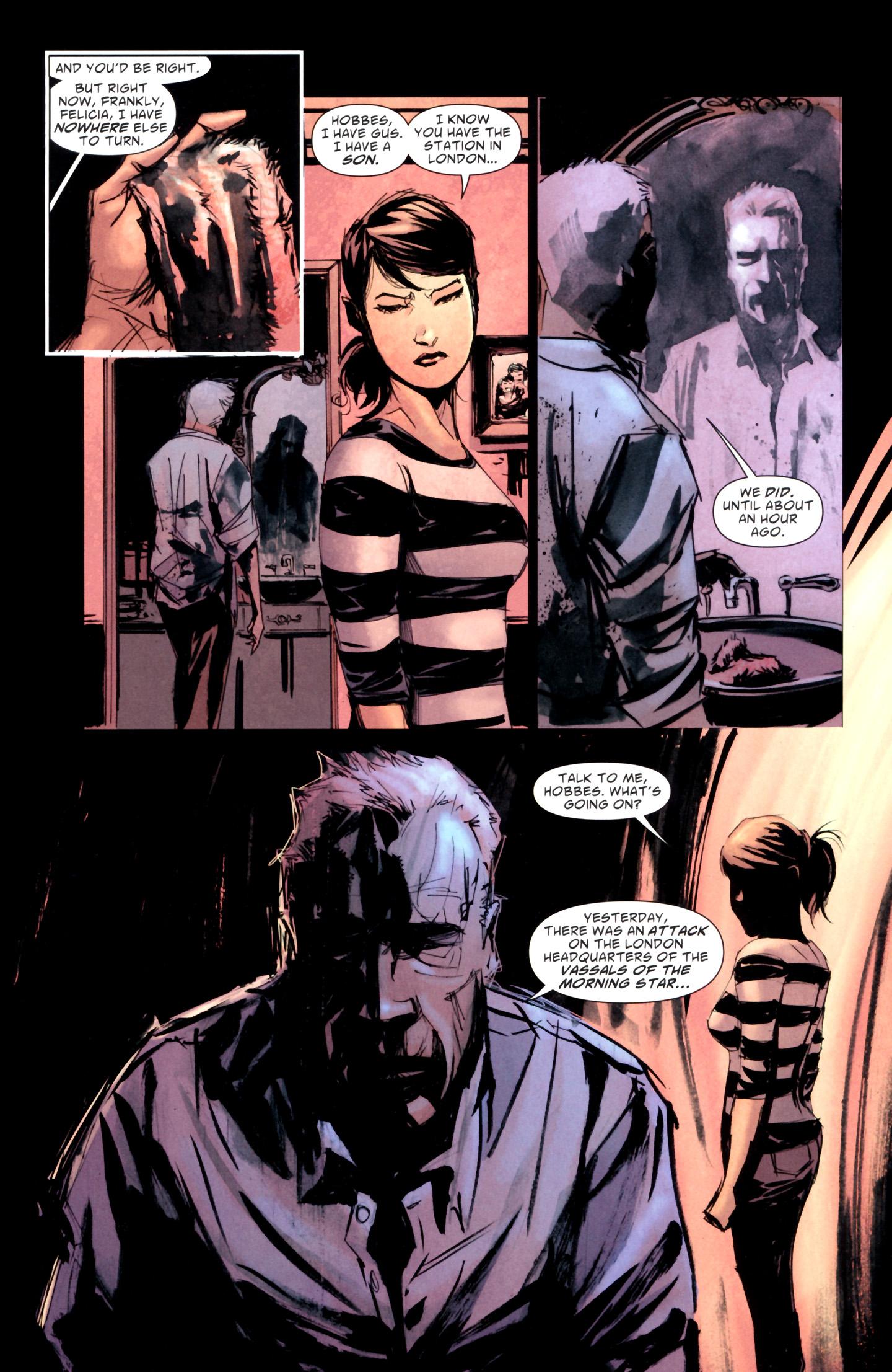 Read online American Vampire: Lord of Nightmares comic -  Issue #1 - 27