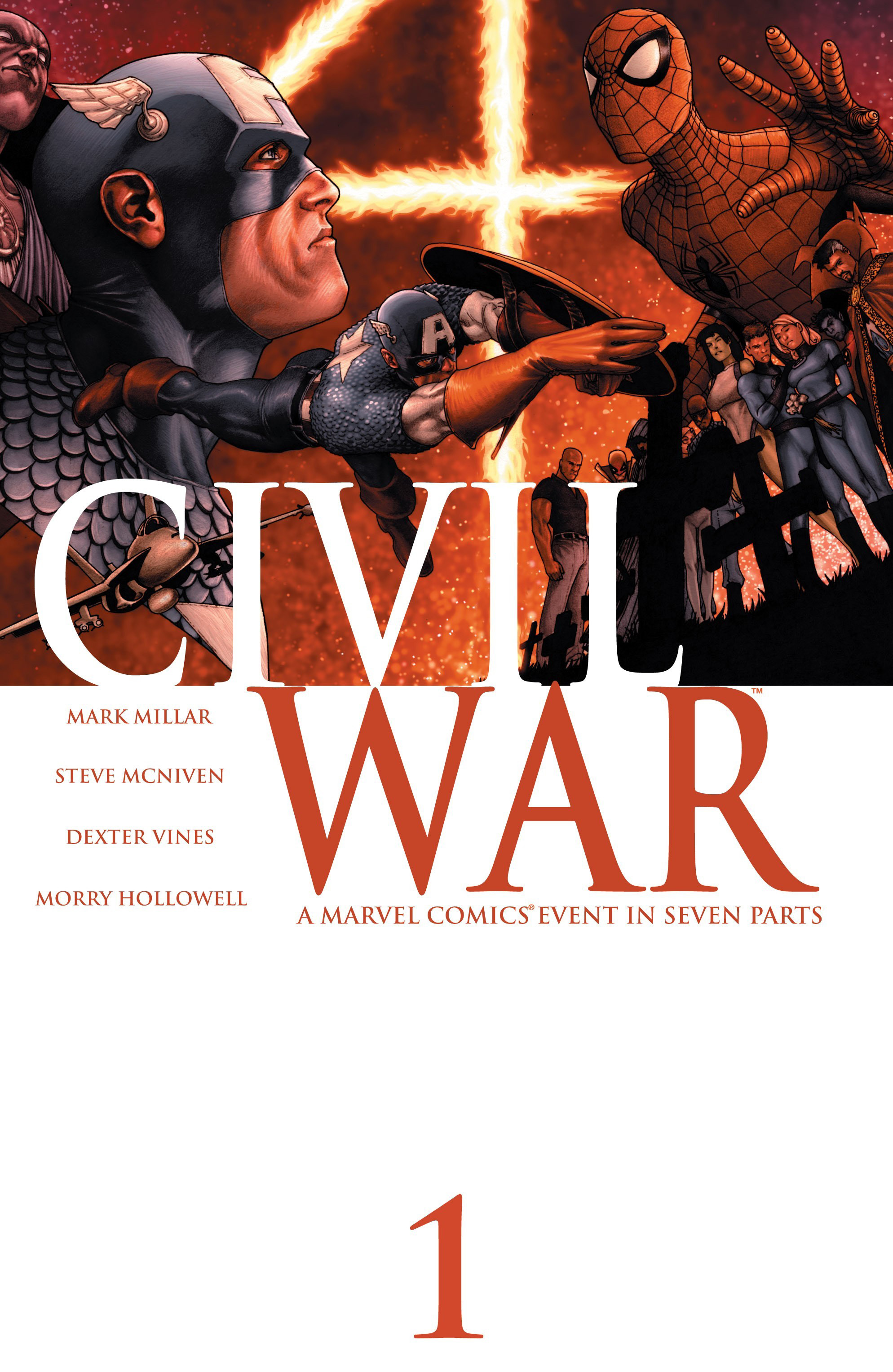 Civil War (2006) 1 Page 1