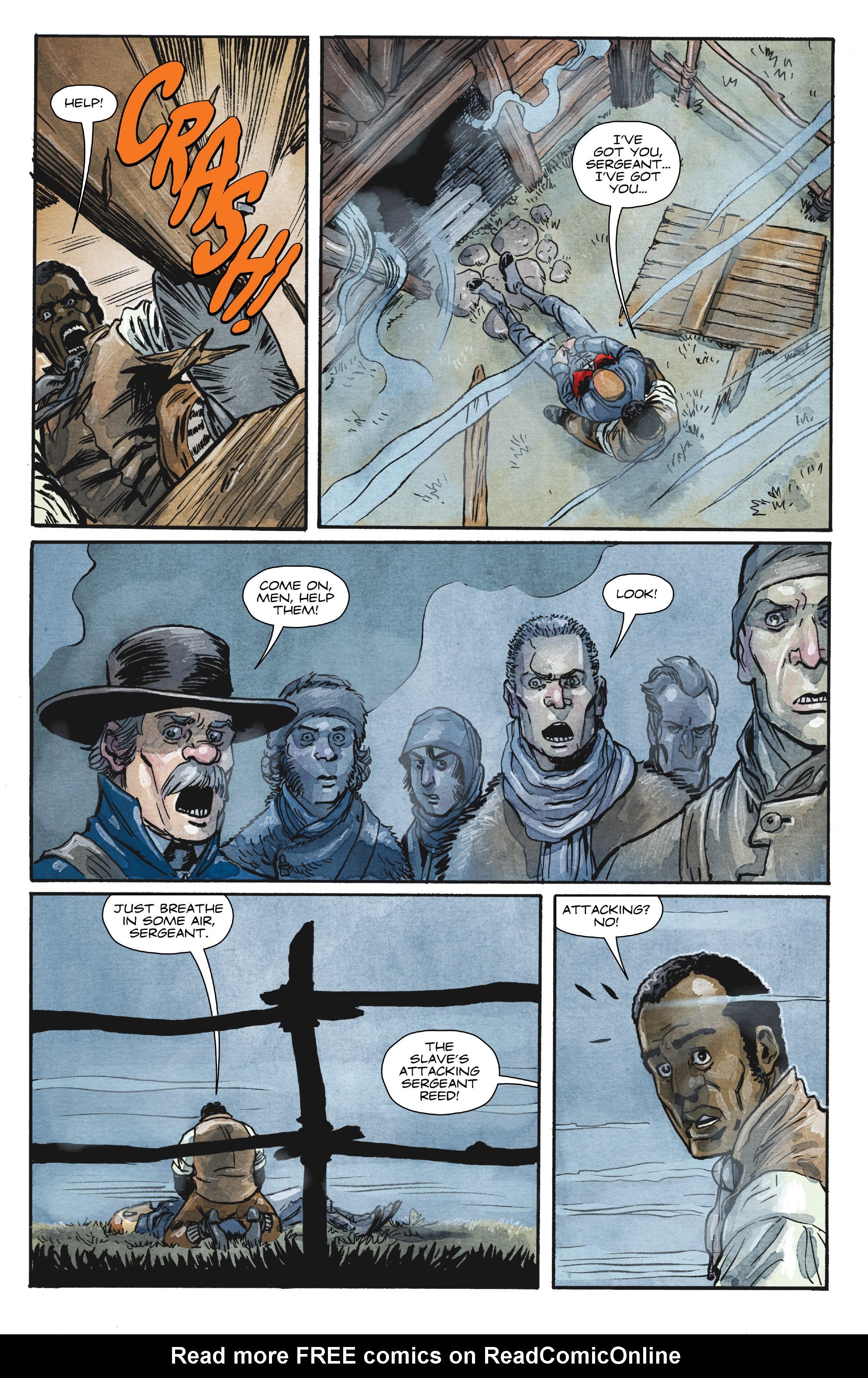 Read online Manifest Destiny comic -  Issue #29 - 14