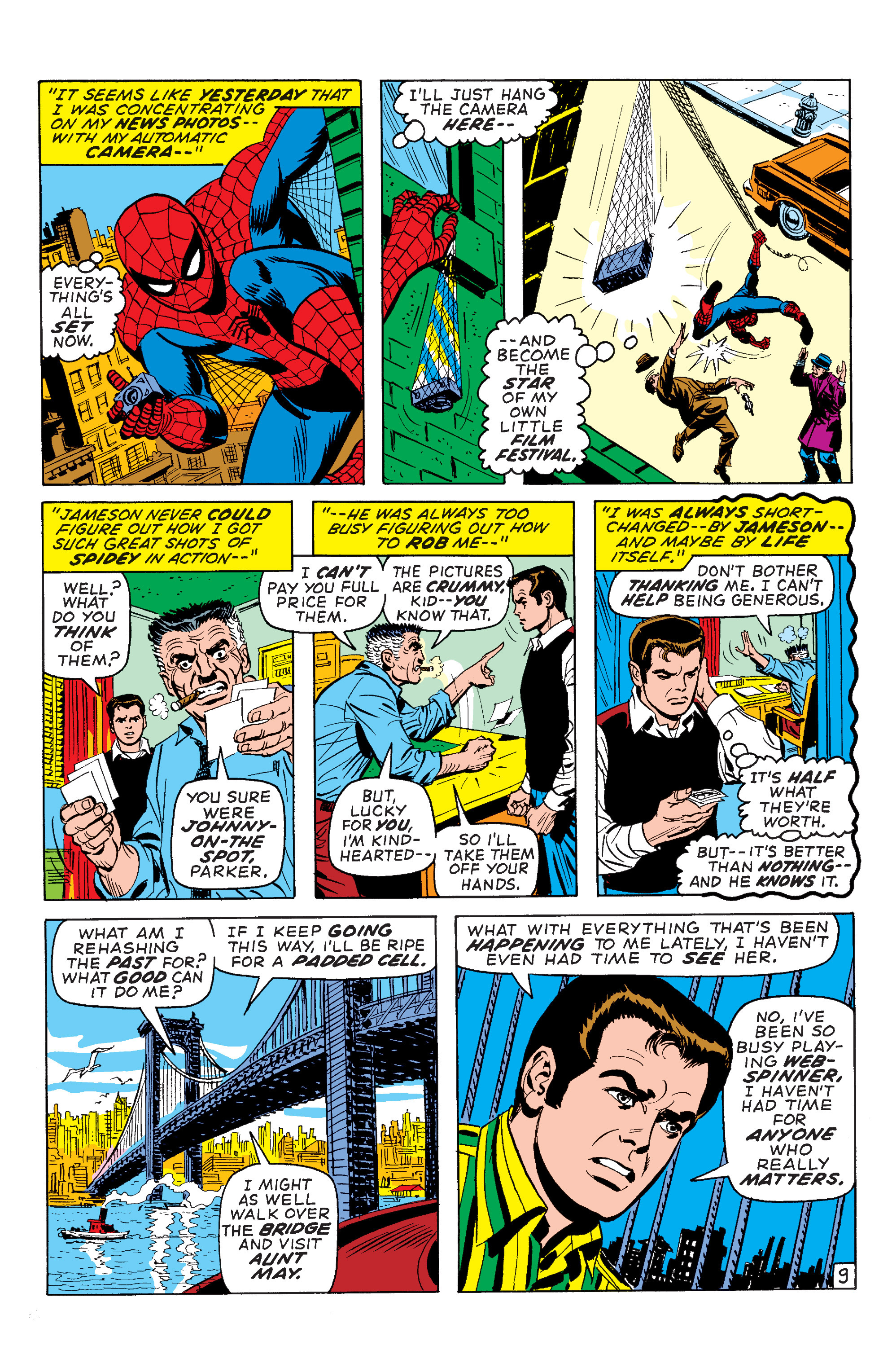 The Amazing Spider-Man (1963) 94 Page 9