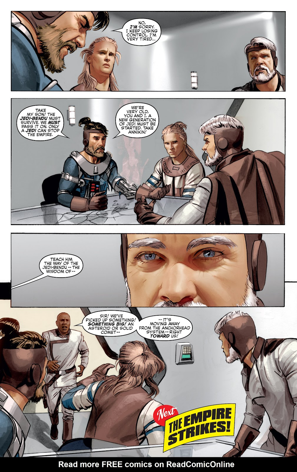 Read online Star Wars Legends: Infinities - Epic Collection comic -  Issue # TPB (Part 4) - 15