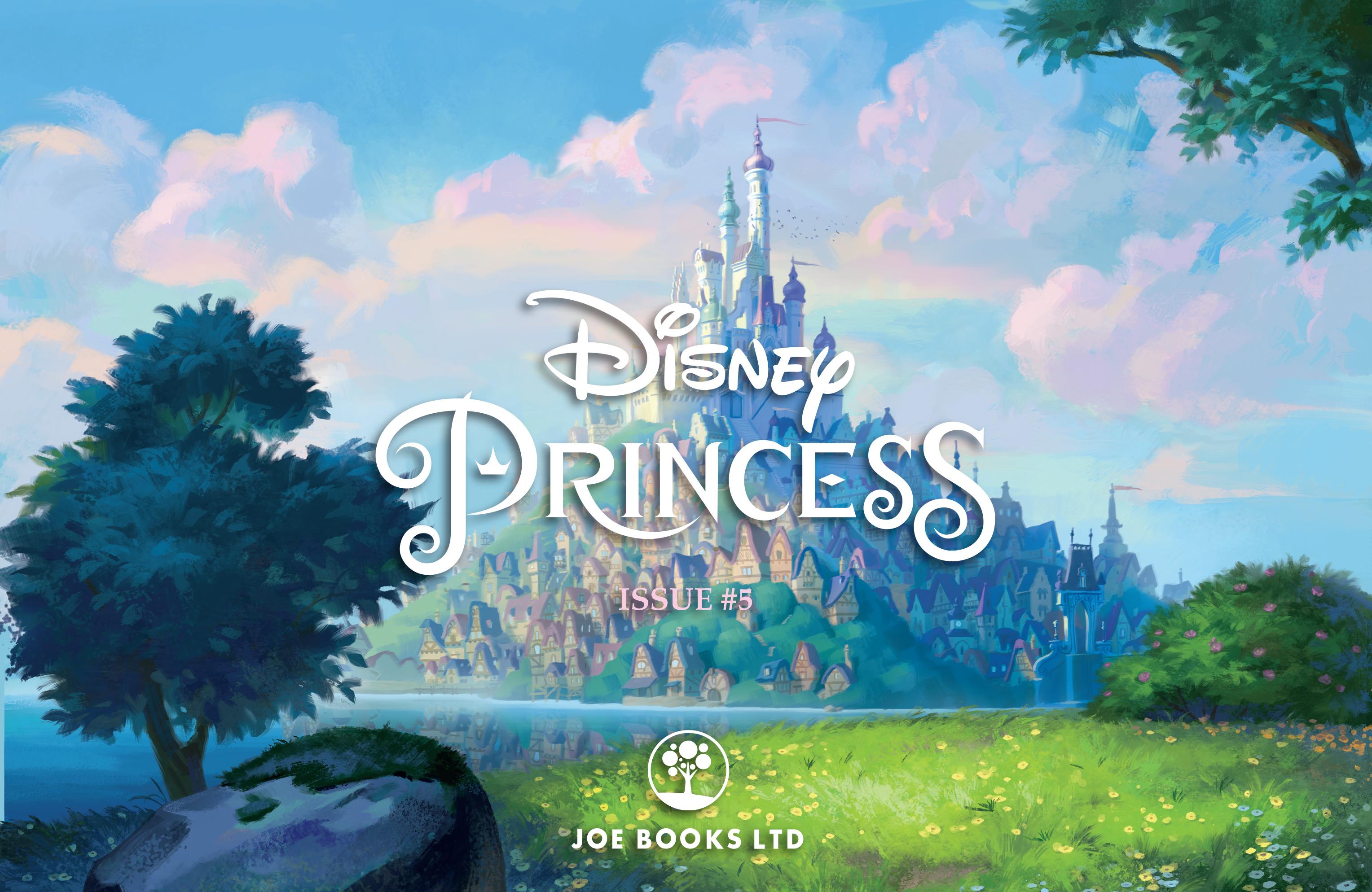 Read online Disney Princess comic -  Issue #5 - 3