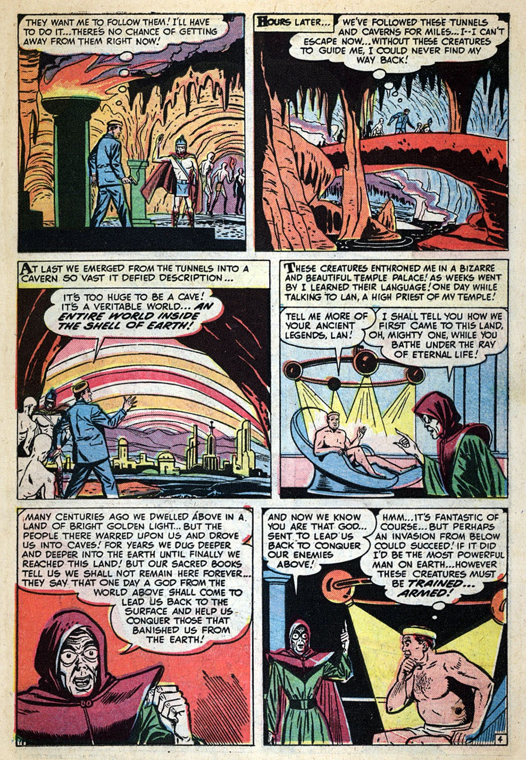 Journey Into Unknown Worlds (1950) issue 4 - Page 23