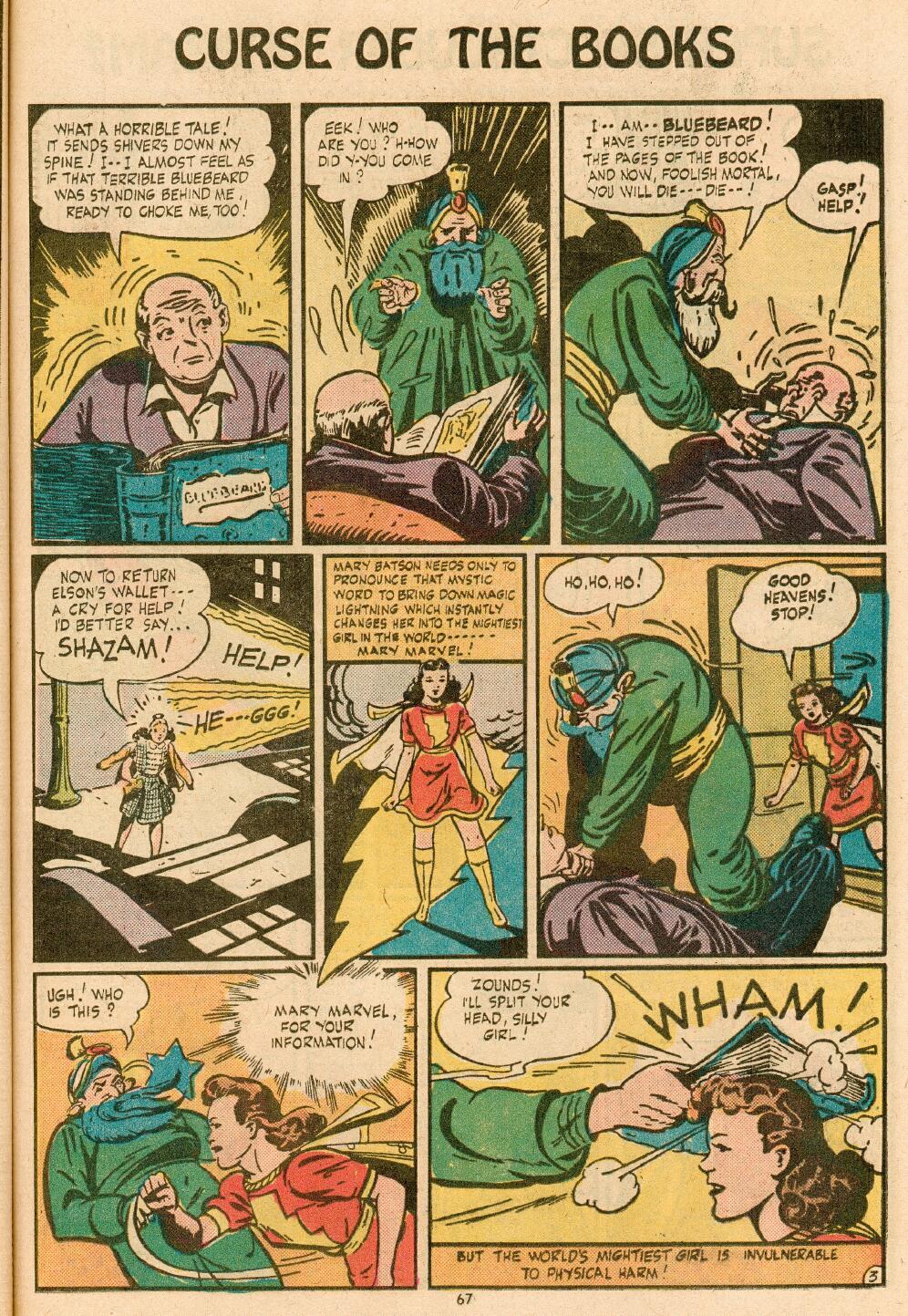 Read online Shazam! (1973) comic -  Issue #14 - 55