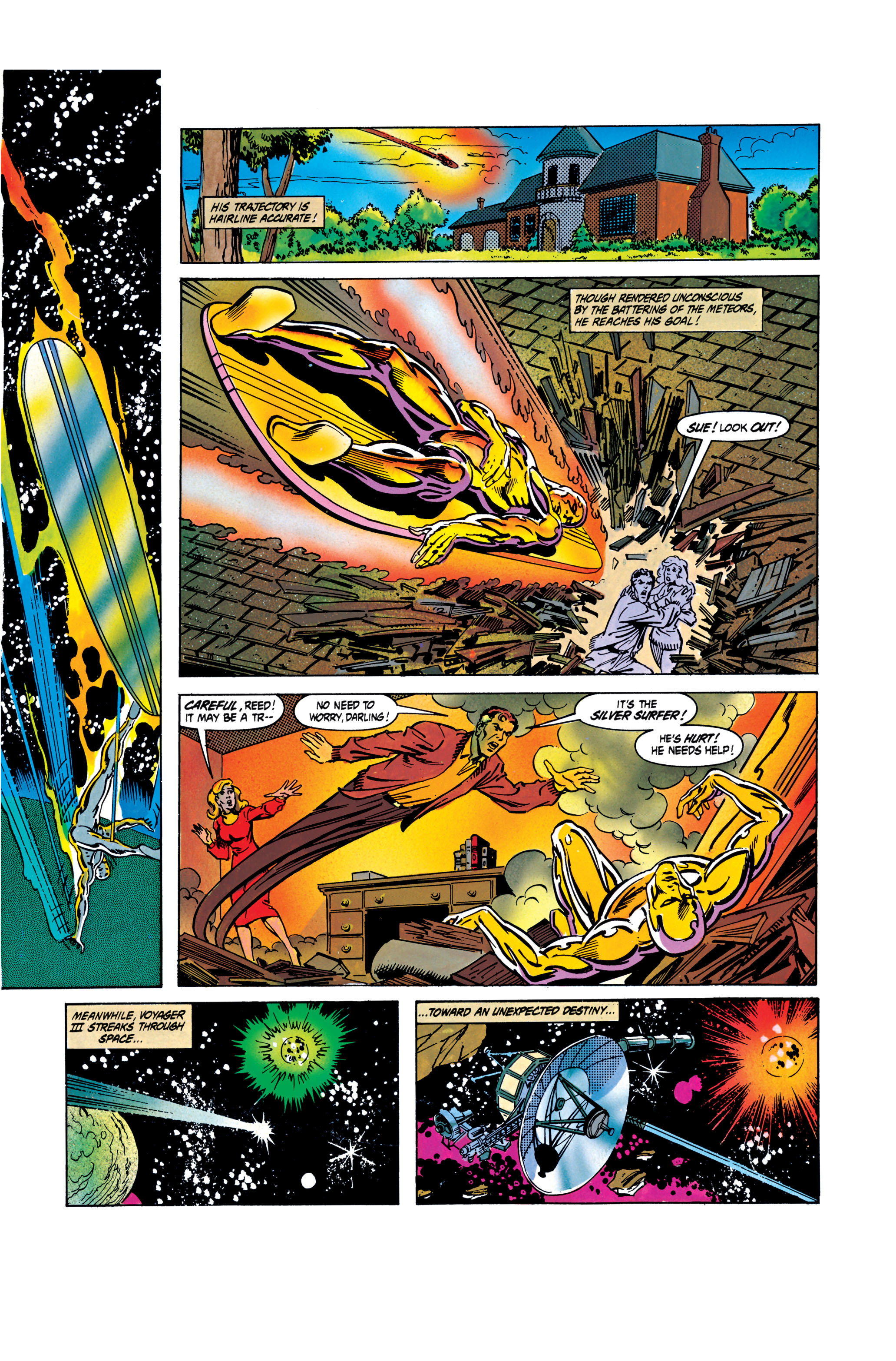 Read online Silver Surfer: Parable comic -  Issue # TPB - 63