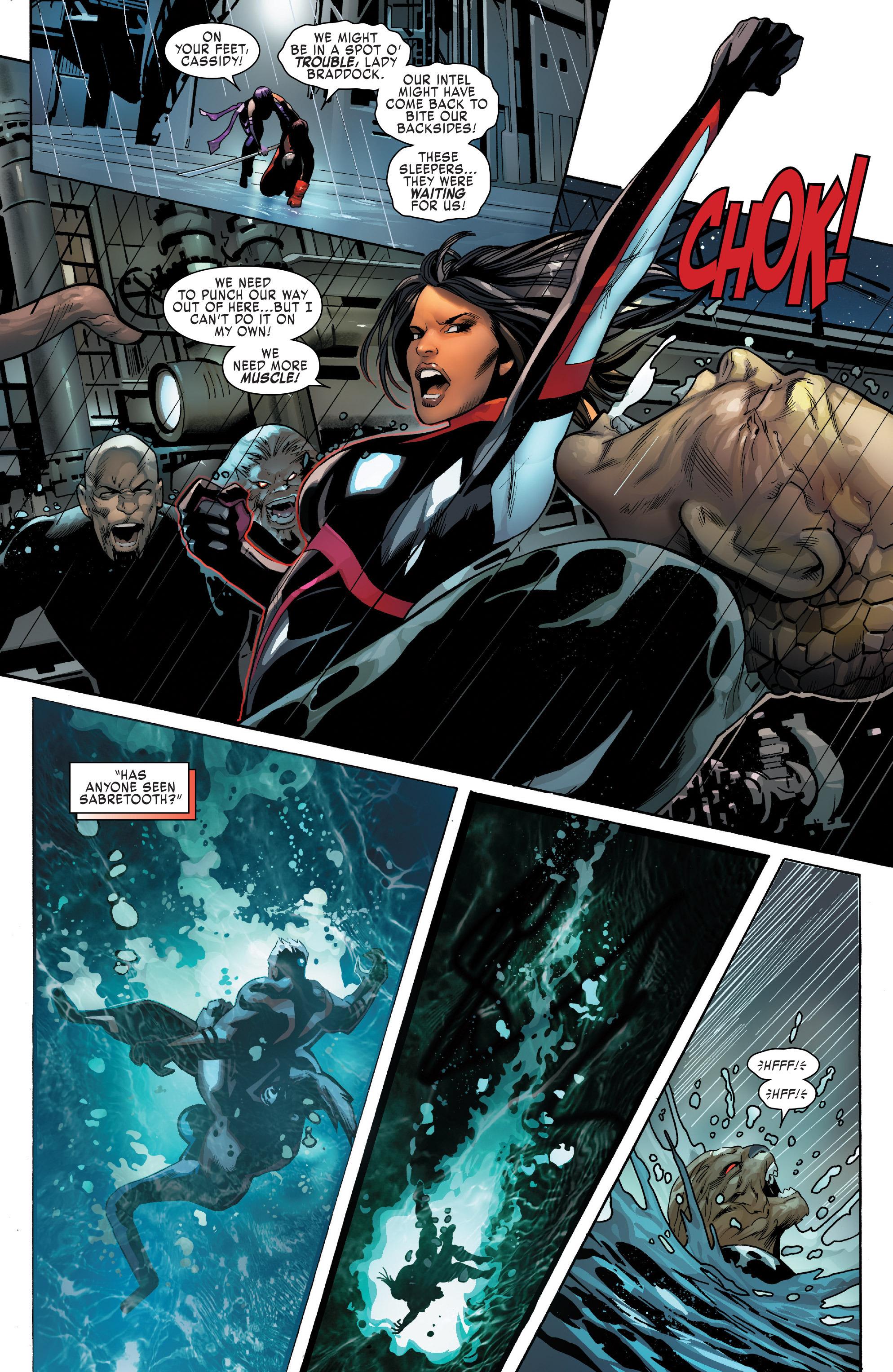 Read online Uncanny X-Men (2016) comic -  Issue #13 - 5
