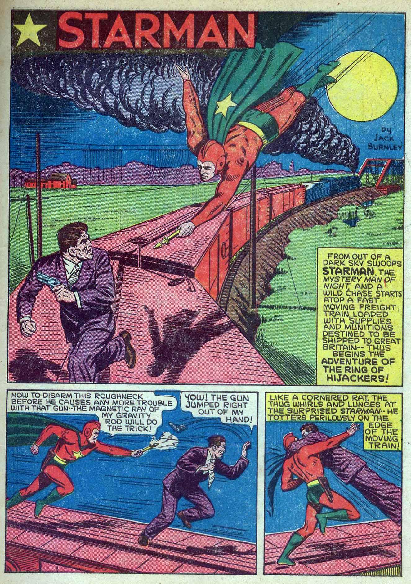 Read online Adventure Comics (1938) comic -  Issue #70 - 3