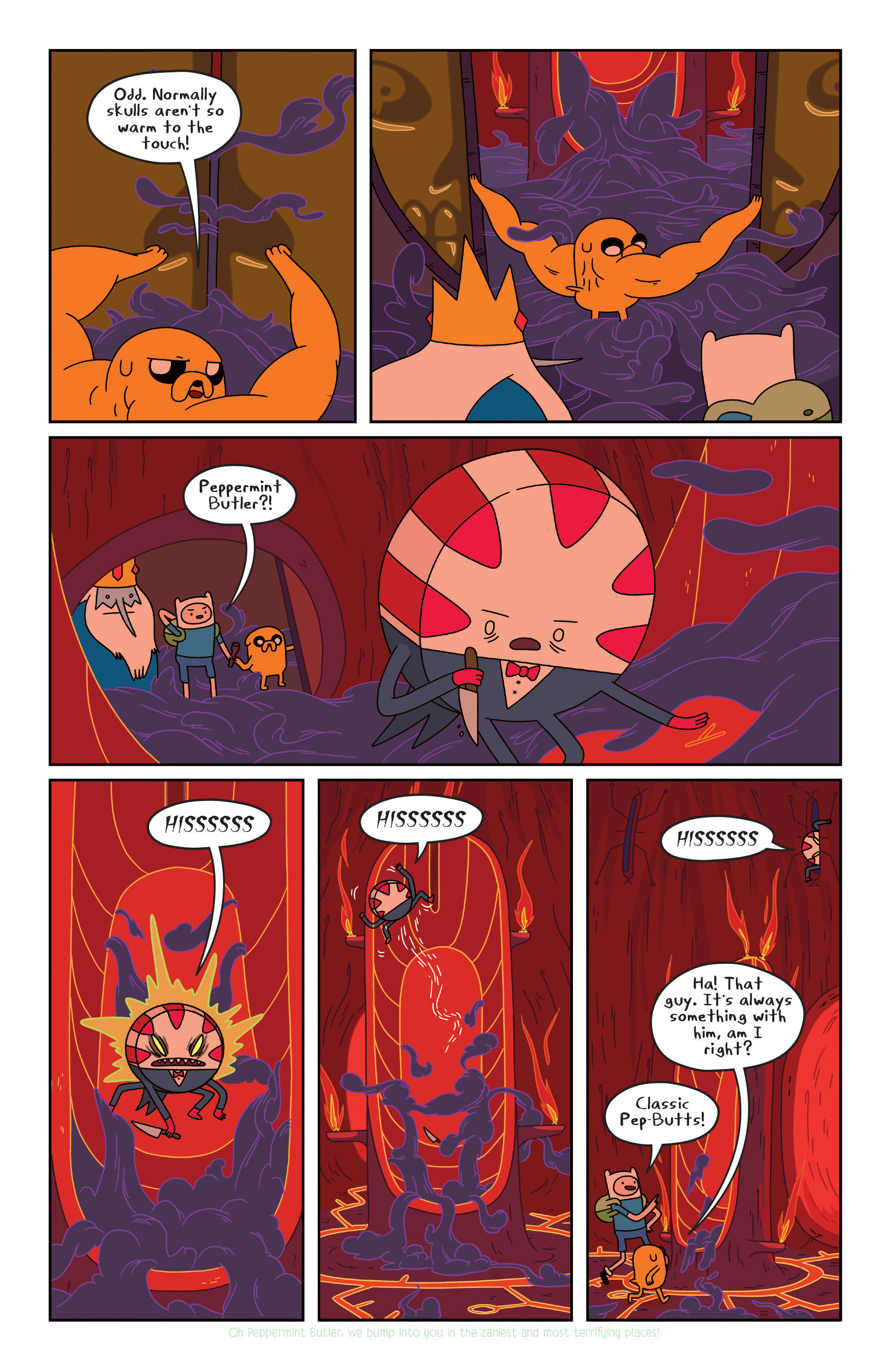 Read online Adventure Time comic -  Issue #Adventure Time _TPB 4 - 53