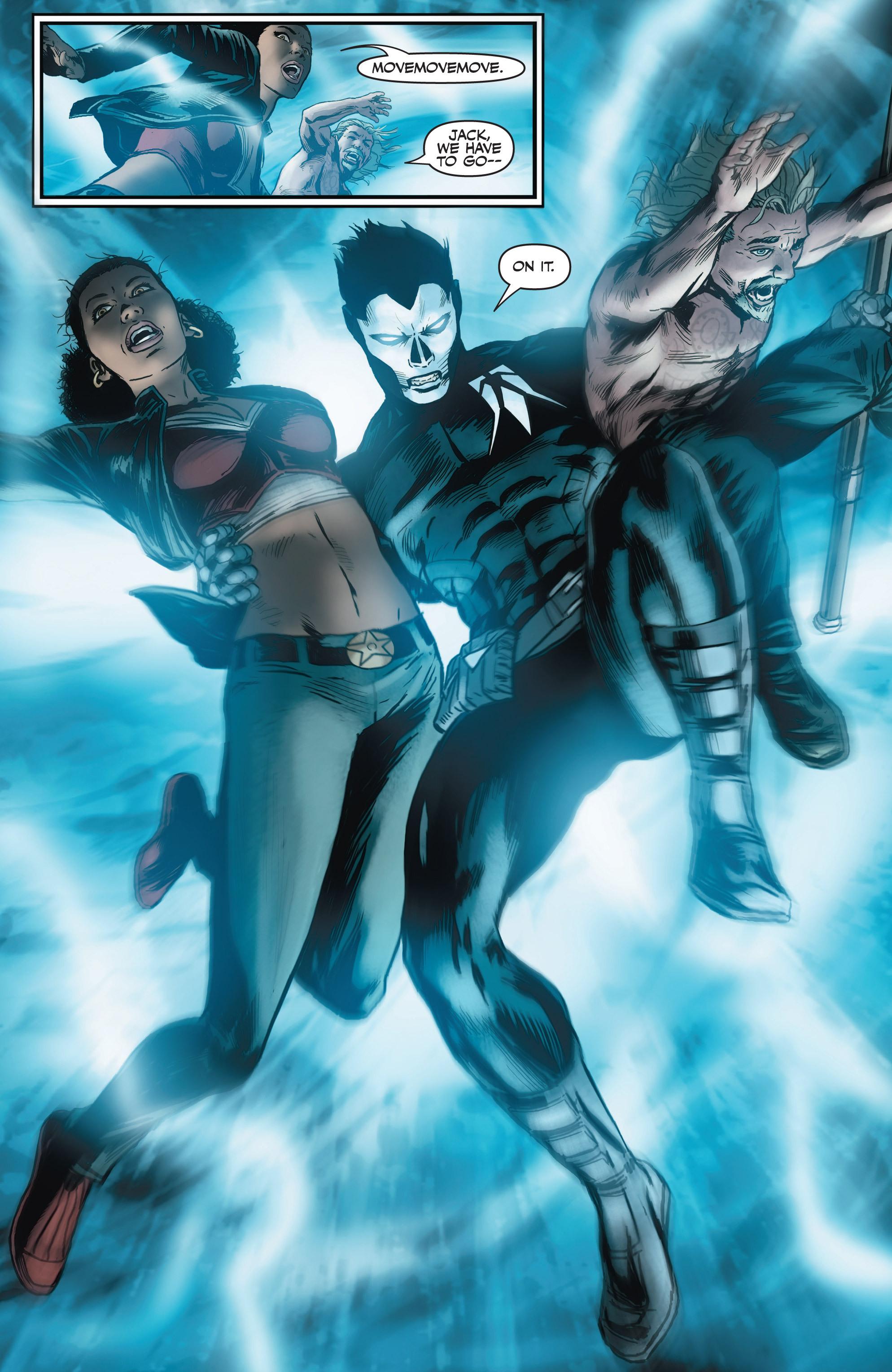 Read online Shadowman (2012) comic -  Issue #4 - 21