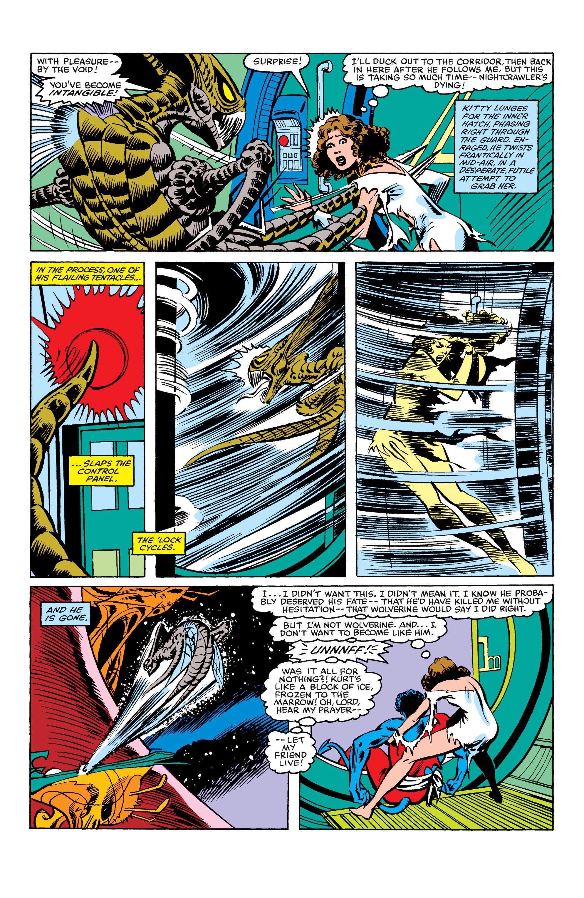 Read online Uncanny X-Men (1963) comic -  Issue #163 - 21