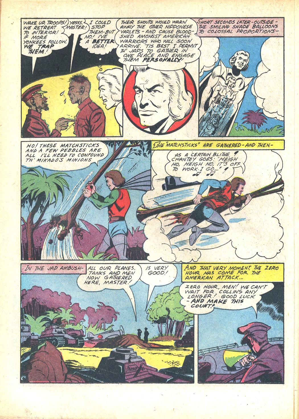 Read online Sensation (Mystery) Comics comic -  Issue #23 - 36