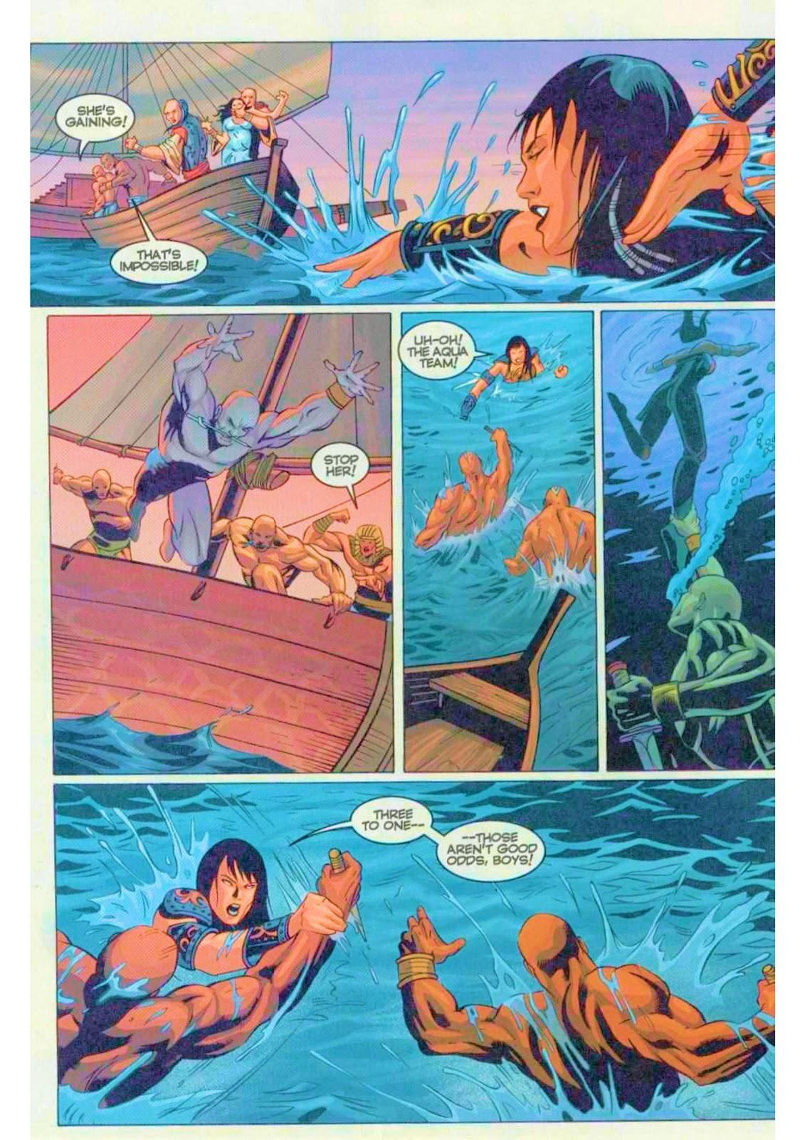 Xena: Warrior Princess (1999) Issue #5 #5 - English 6